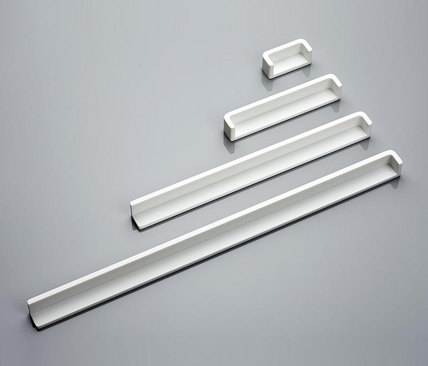 furniture handles. linie 1 furniture handle by amos design | pull handles