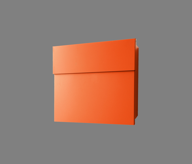 Briefkasten Radius letterman iv briefkasten mailboxes from radius design architonic