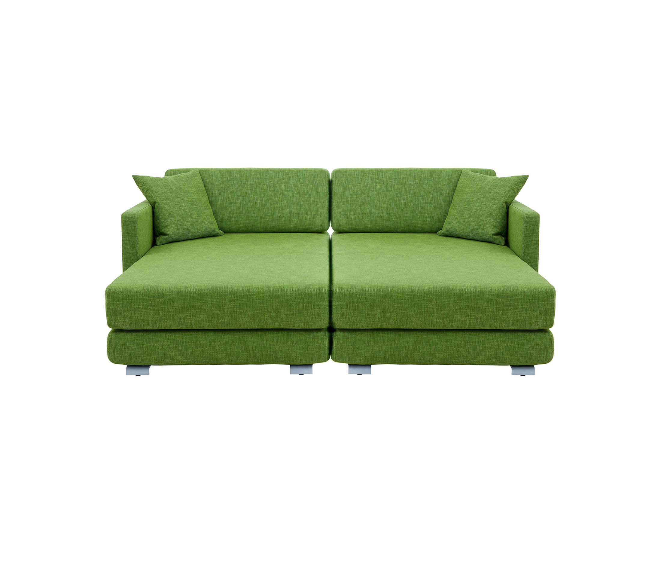 Lounge chaise long sofa beds from softline a s architonic for Chaise long sofa bed