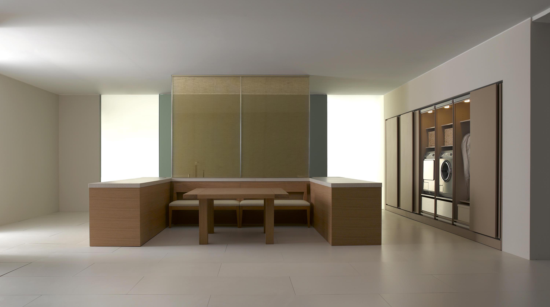 Lacquersystem cucina 1 cucine a parete abc cucine - Cucine a parete ...