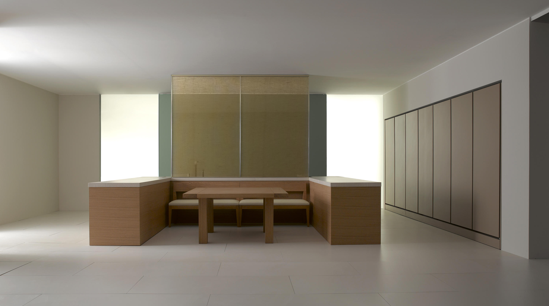 Oaksystem cucina 1 cucine a parete abc cucine architonic - Cucine a parete ...