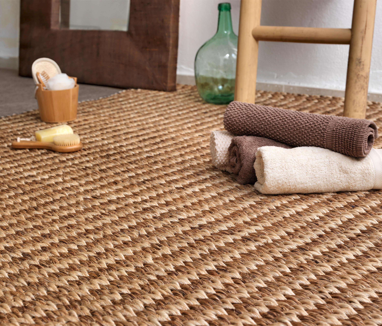 Angola natural tappeti tappeti d 39 autore naturtex - Alfombras de crevillente ...