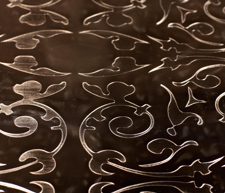 effects e 1715 arabesque piombo tissus muraux de. Black Bedroom Furniture Sets. Home Design Ideas