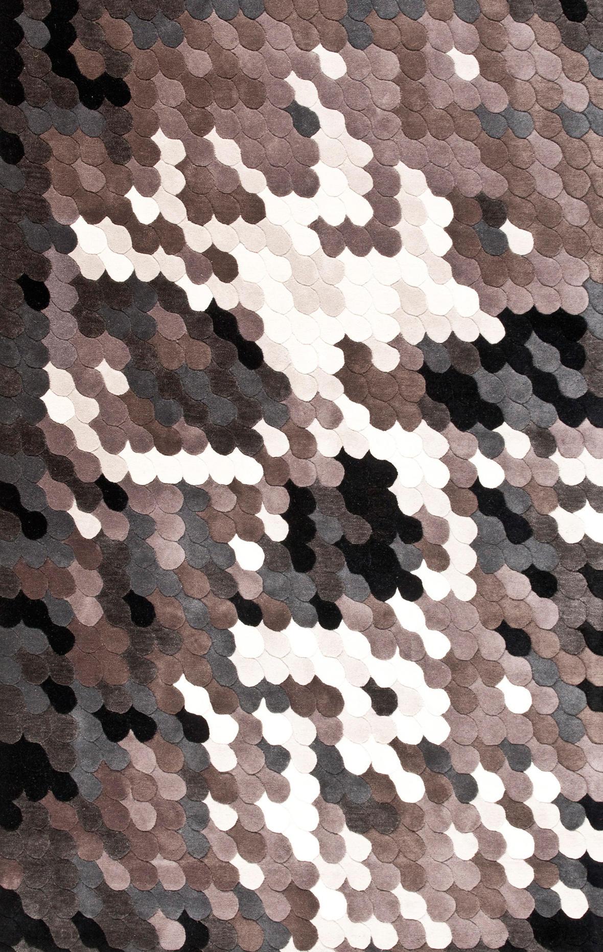 skull - alfombras / alfombras de diseño de now carpets   architonic