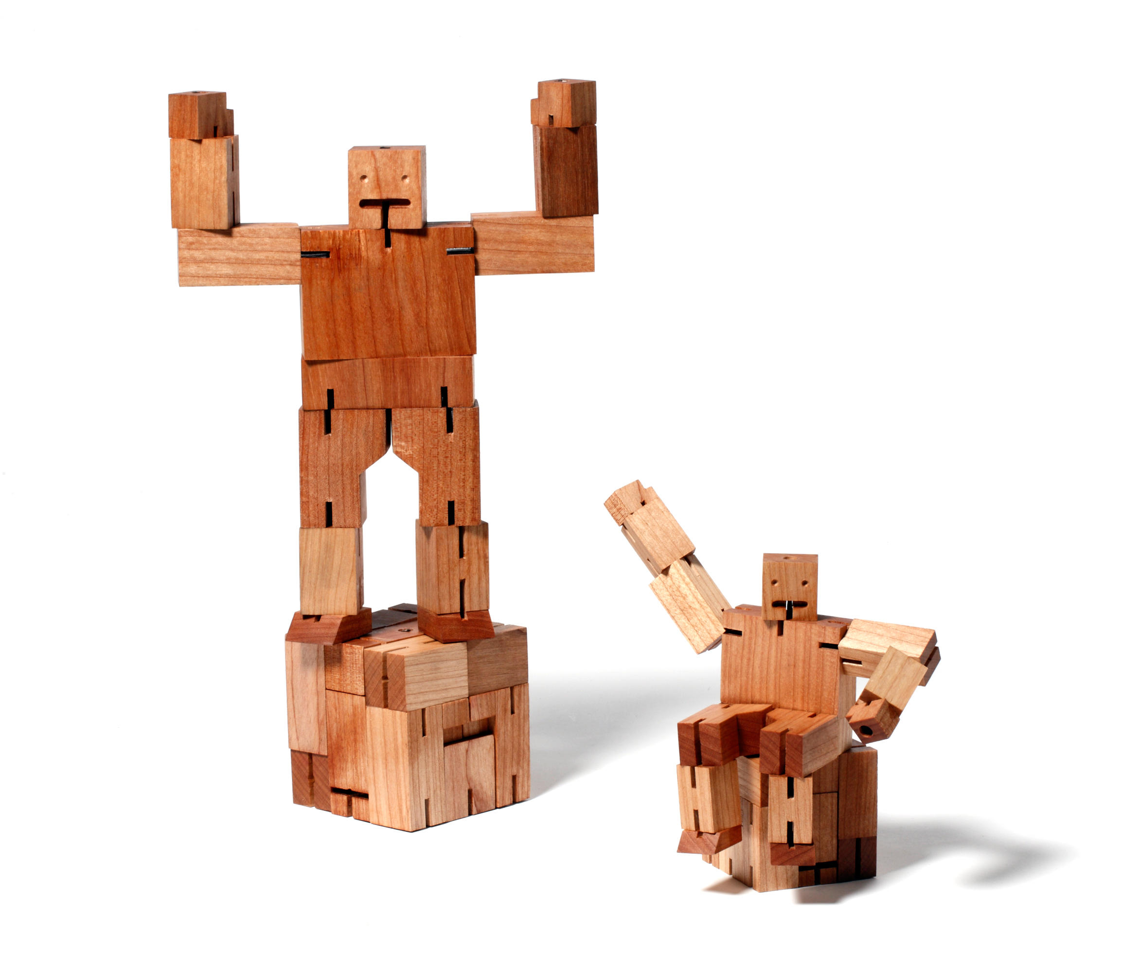 Cubebot Toys From David Weeks Studio Architonic