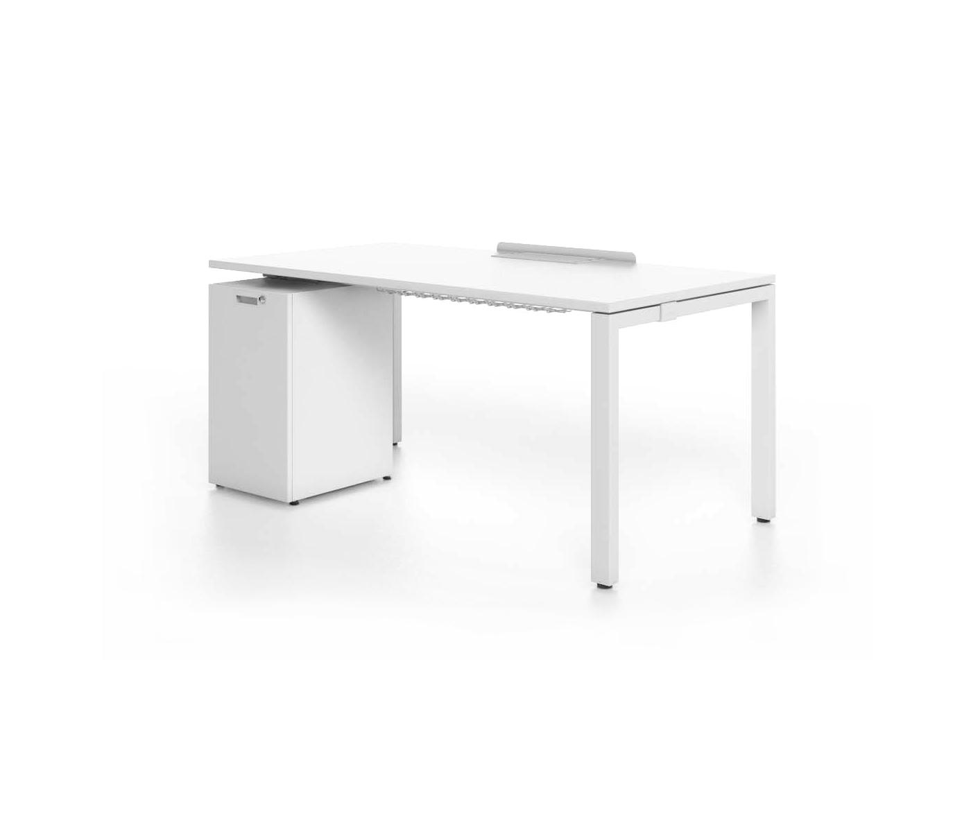 workit individual desks from vitra architonic. Black Bedroom Furniture Sets. Home Design Ideas
