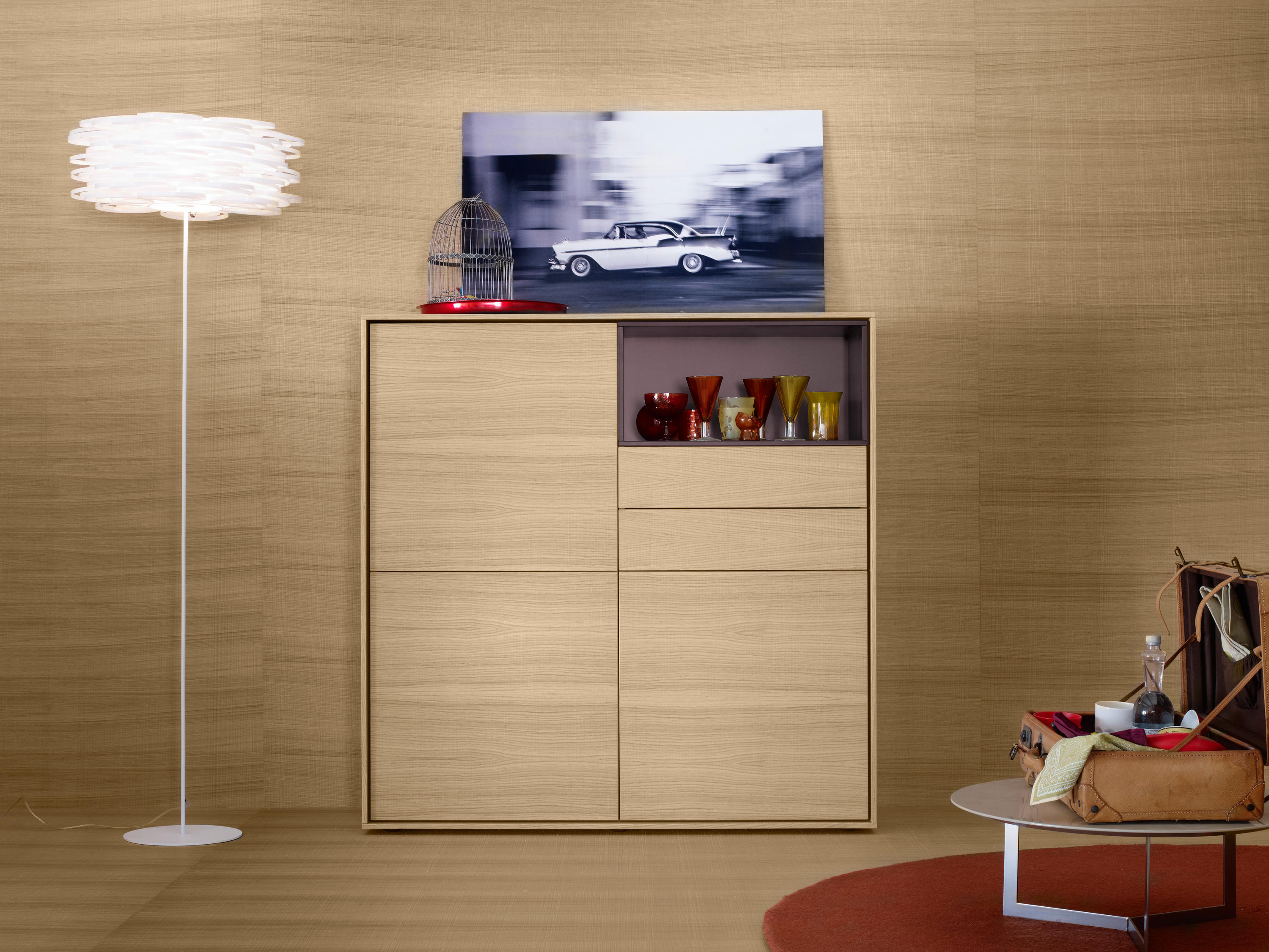 Aura sideboards from treku architonic for Sideboard dekorieren