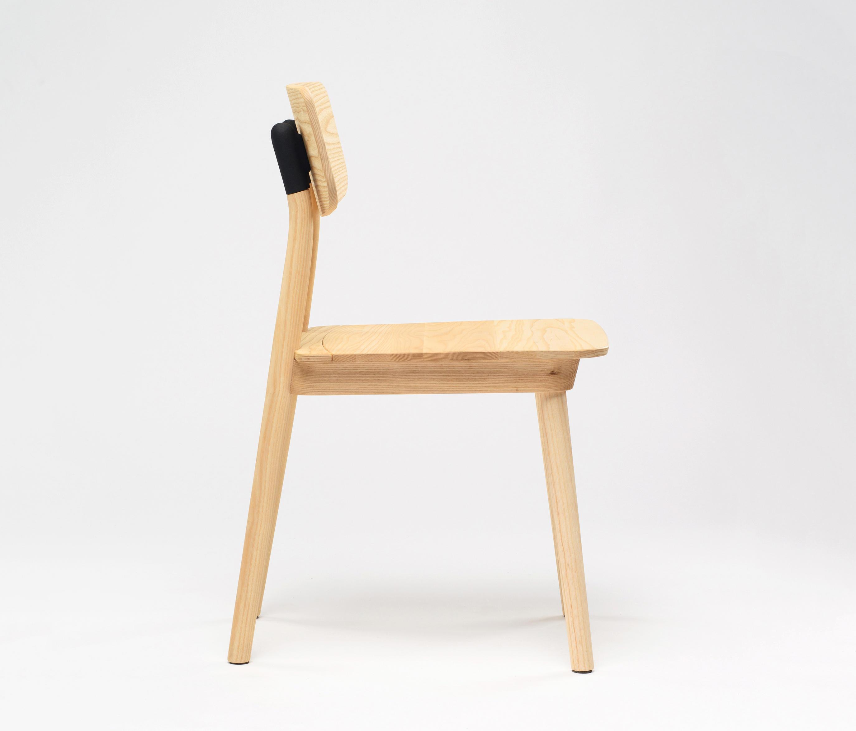 clip chair by de vorm chairs