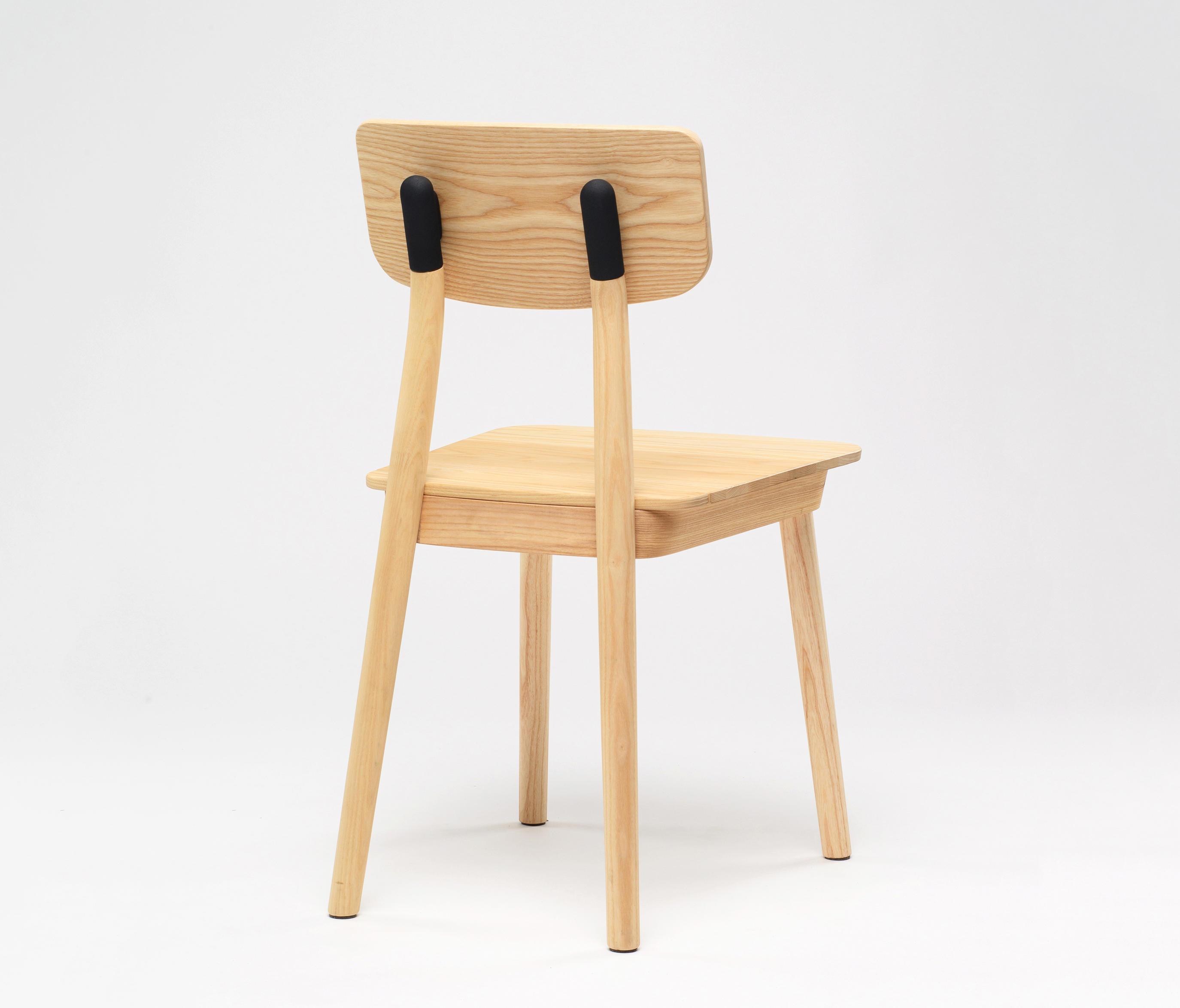 Clip chair restaurant chairs from de vorm architonic for Dutch design chair karton