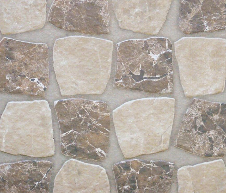 Marmol emperador marron beige mix baldosas de suelo de for Imagenes de marmol