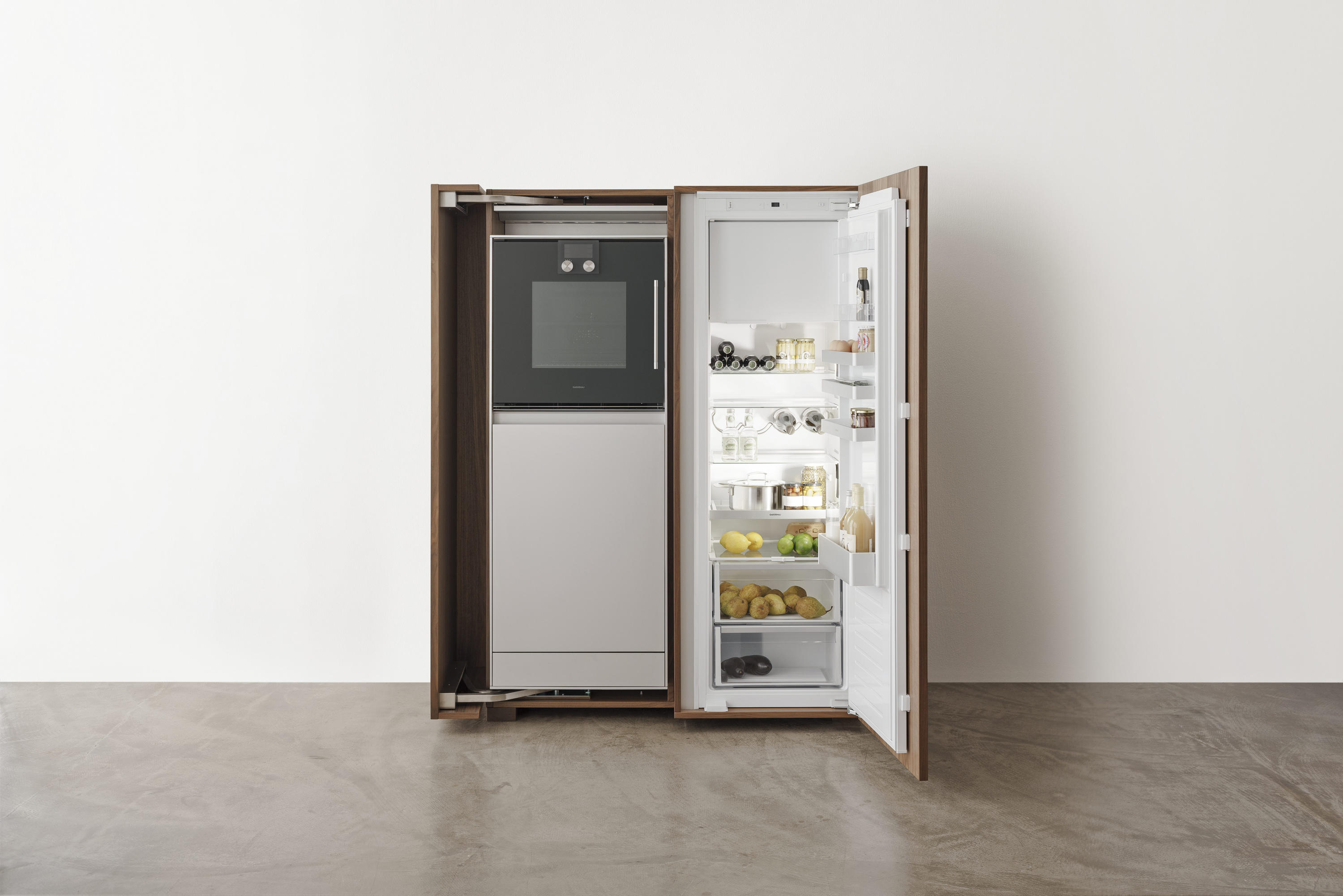 B2 appliance housing cabinet kitchen cabinets from for Bulthaup kitchen cabinets