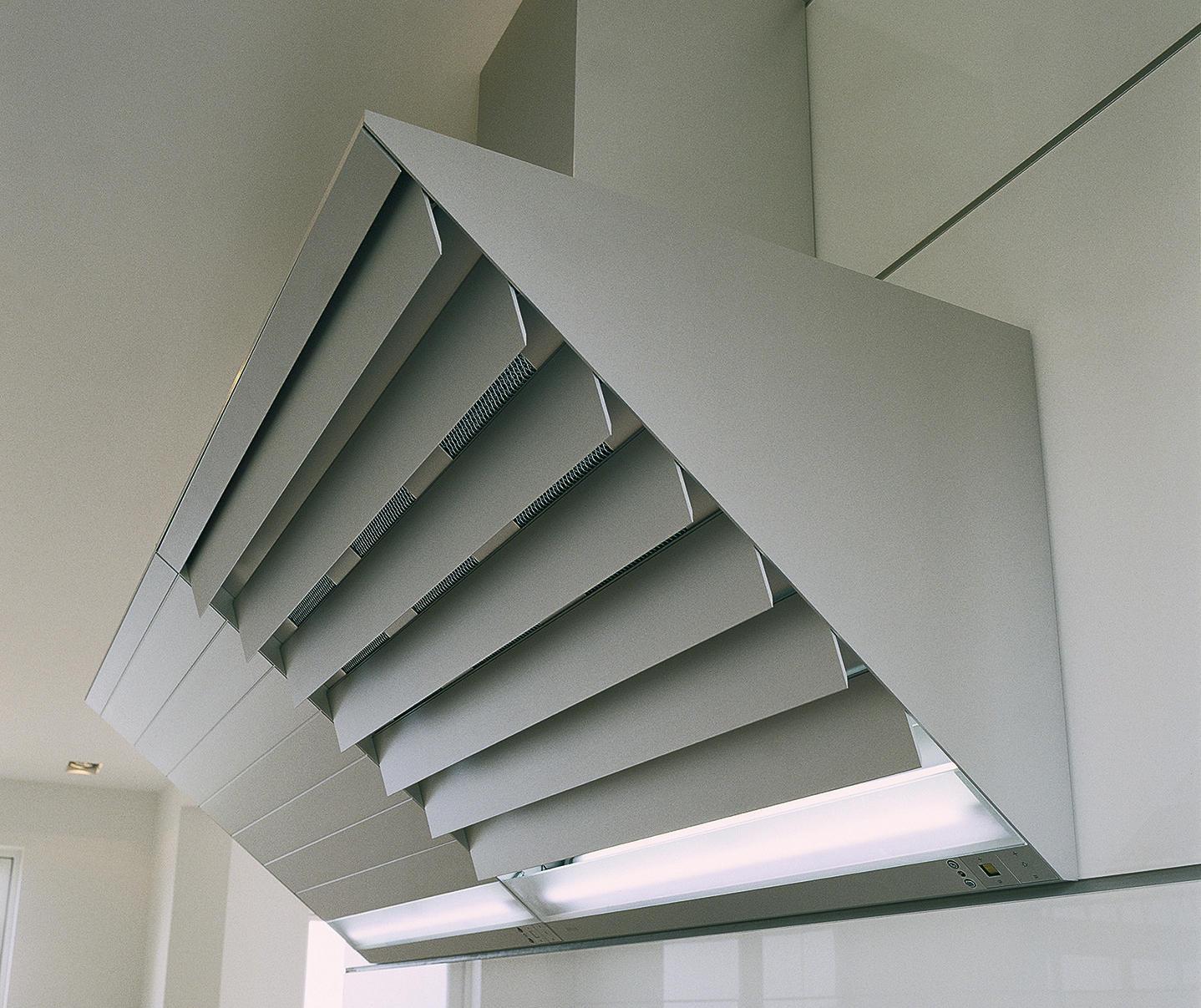 lamellenhaube k chenabzugshauben von bulthaup architonic. Black Bedroom Furniture Sets. Home Design Ideas