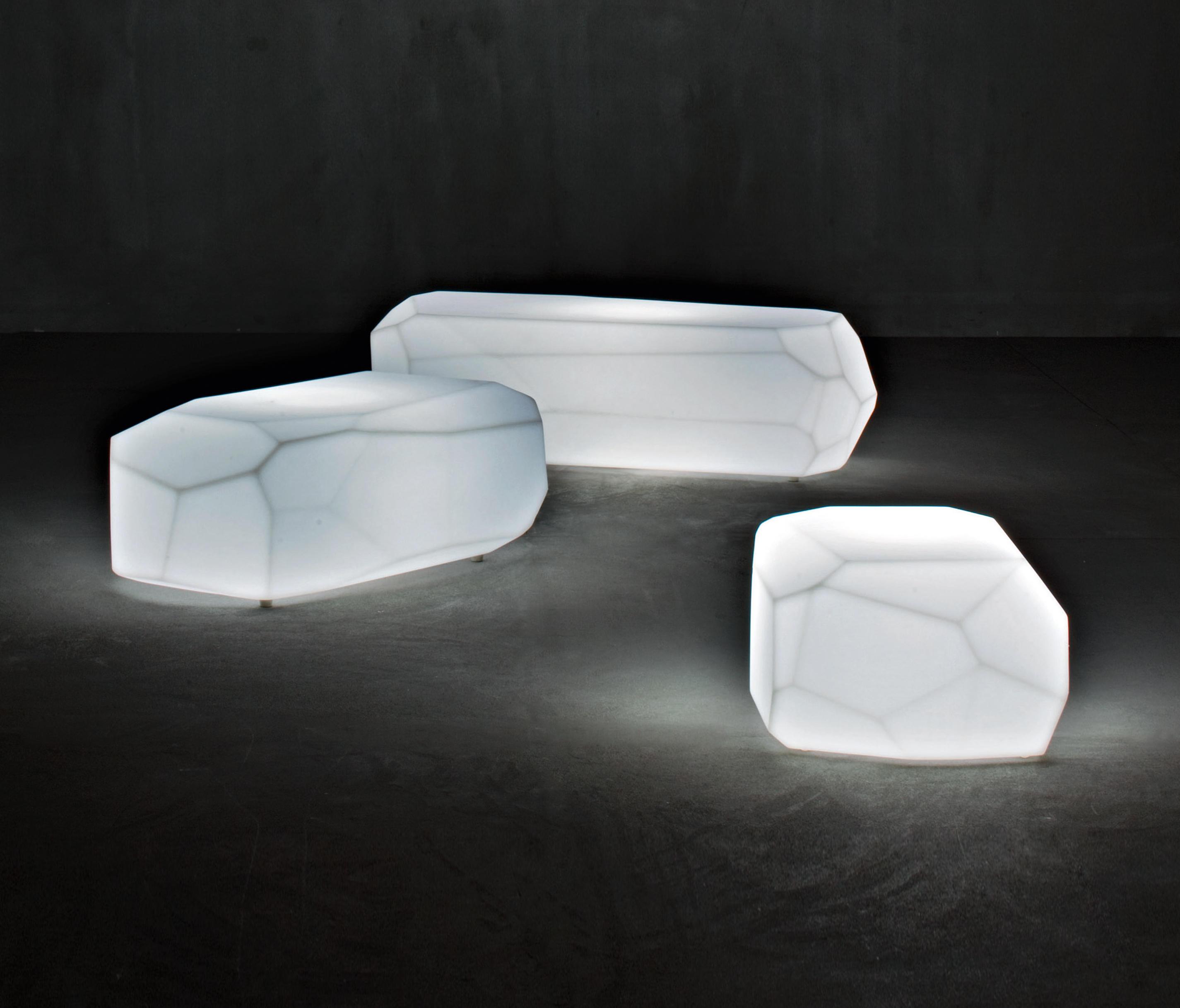 Meteor light coffee tables from serralunga architonic for Serralunga furniture