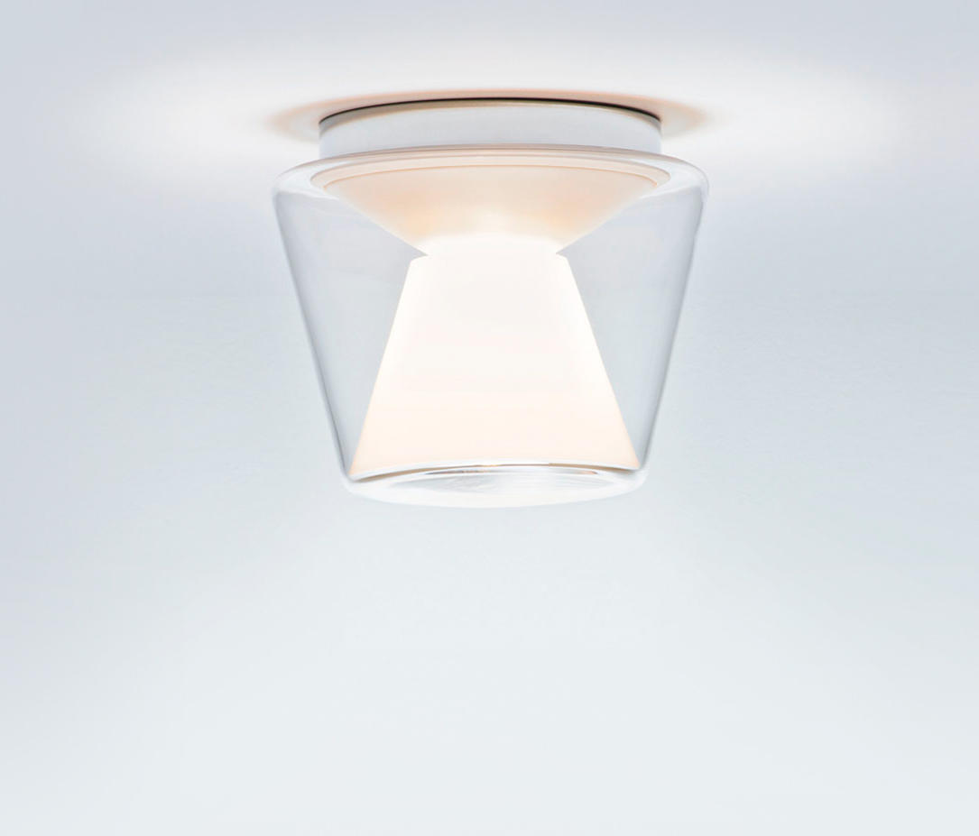Annex Ceiling clear / opal by serien.lighting | Ceiling lights  sc 1 st  Architonic & ANNEX CEILING CLEAR / OPAL - Ceiling lights from serien.lighting ...