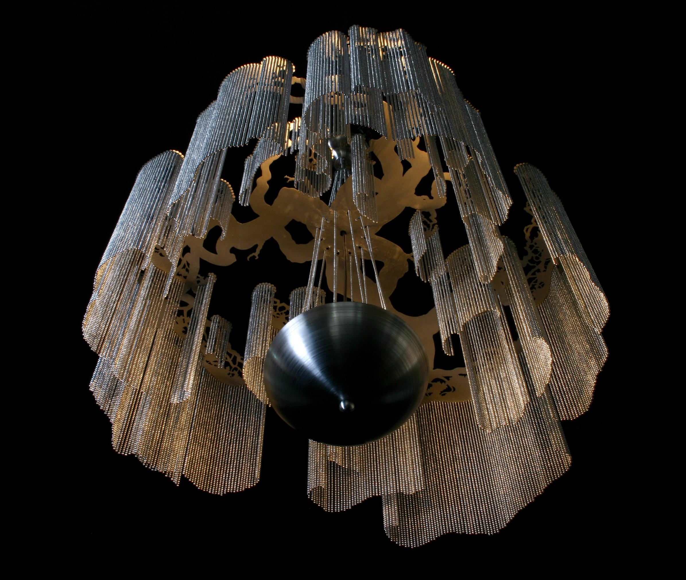 Faraway Tree 700 Suspended Lights From Willowlamp