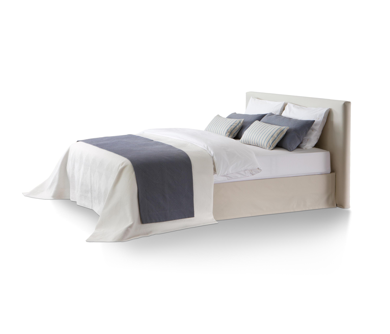 basis 25 change letti matrimoniali schramm architonic. Black Bedroom Furniture Sets. Home Design Ideas