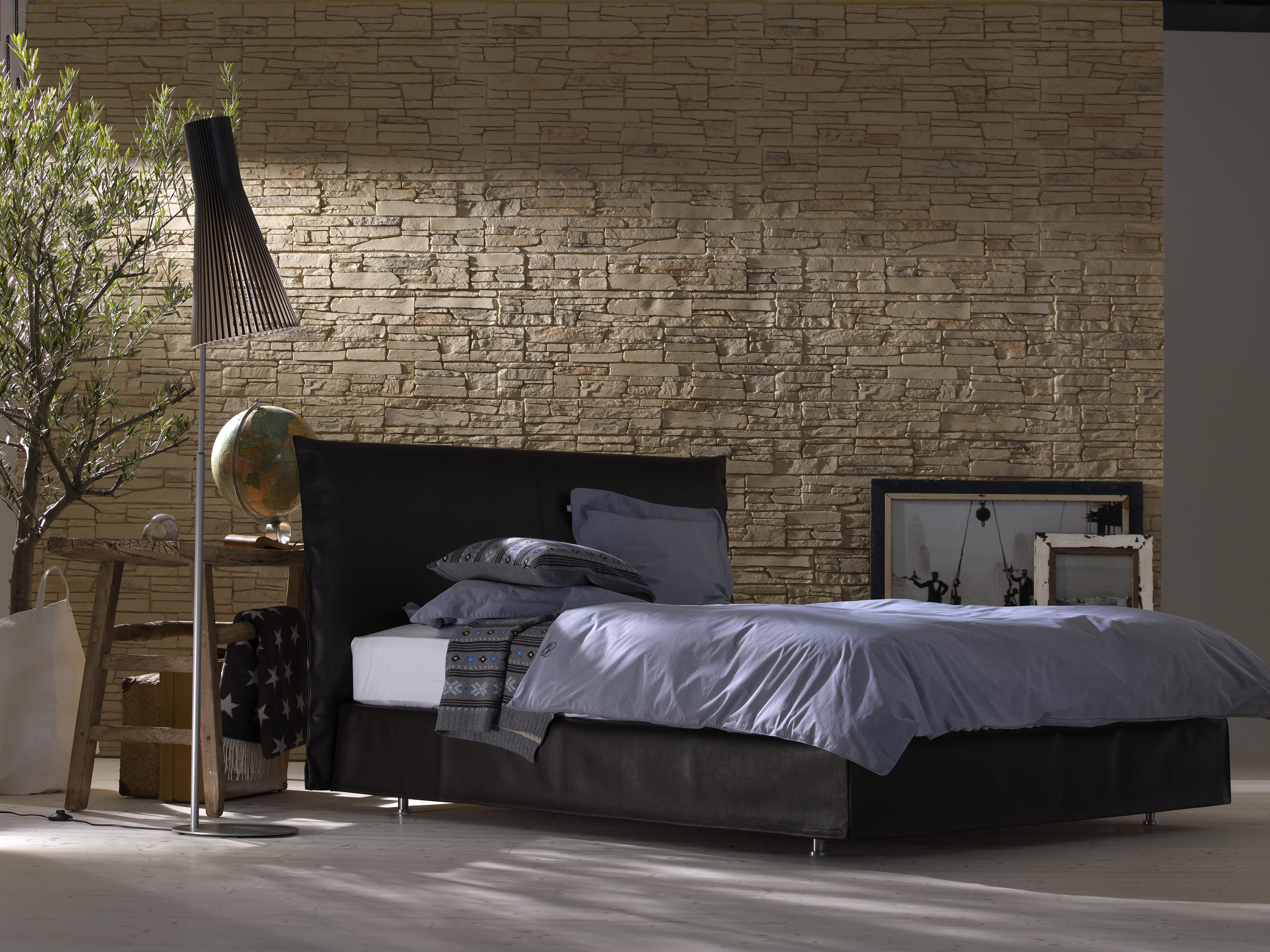 loft doppelbetten von schramm architonic. Black Bedroom Furniture Sets. Home Design Ideas