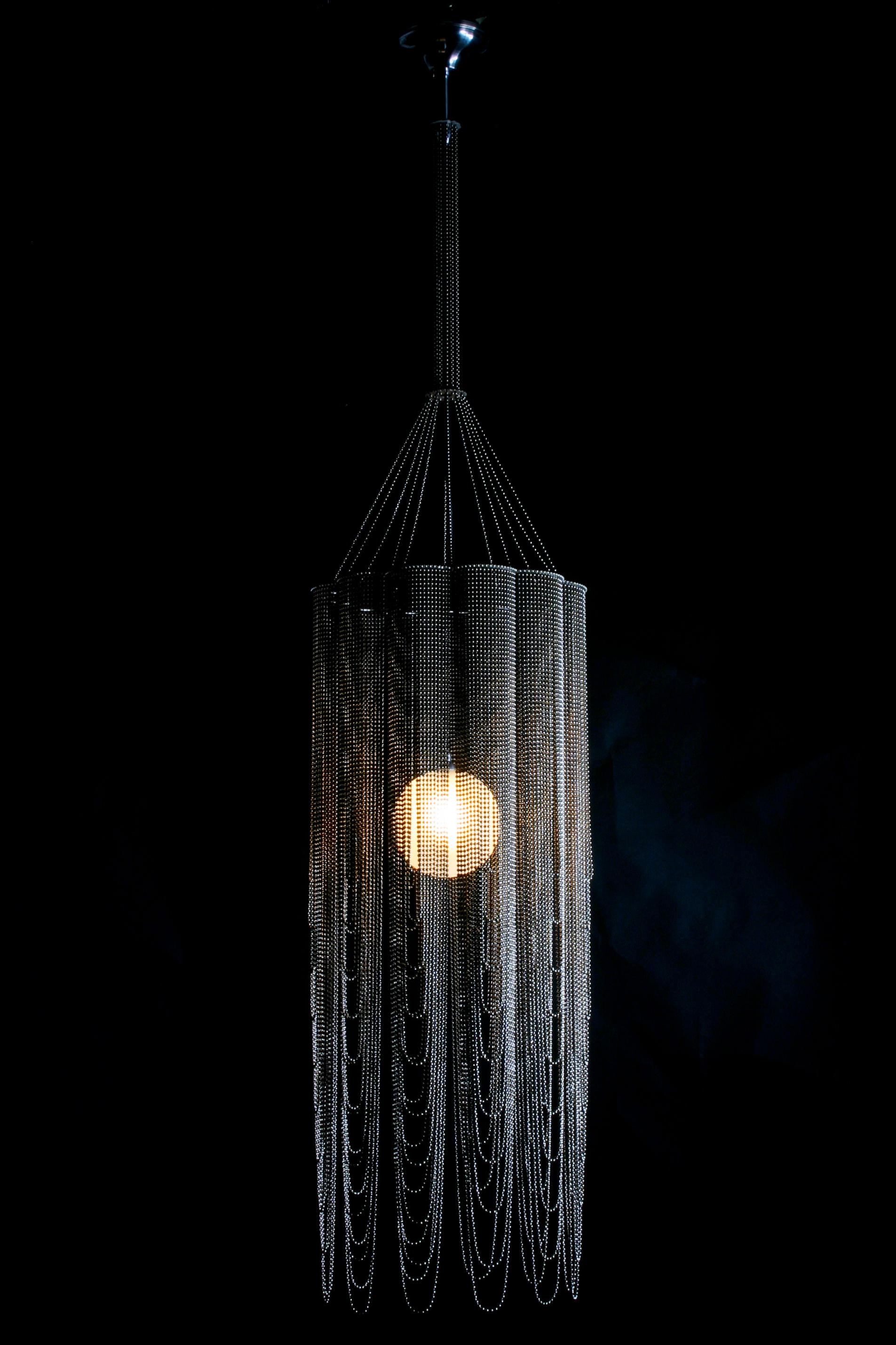 SCALLOPED LOOPED 280 PENDANT LAMP General Lighting From Willowlamp Archit