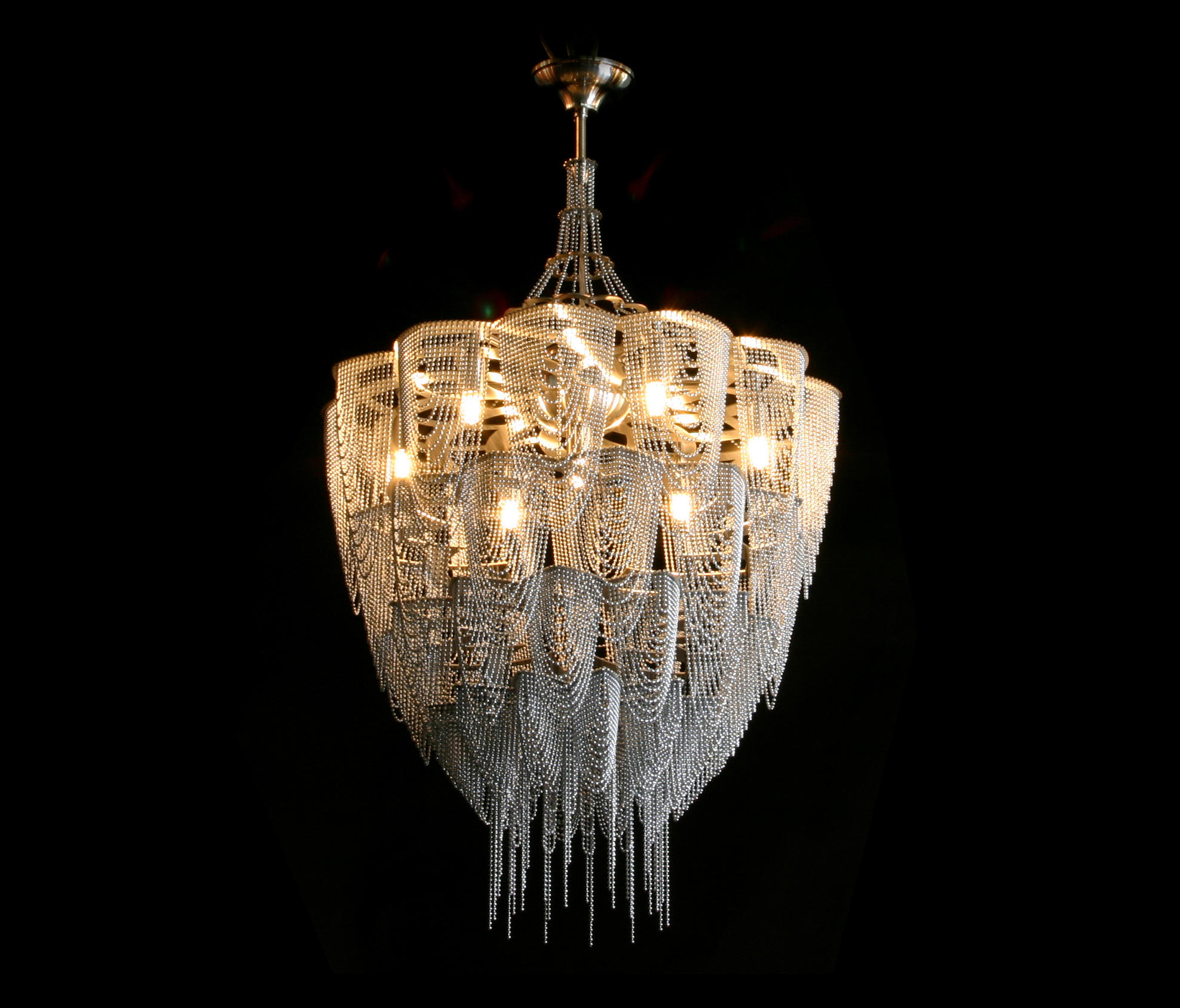 Protea 500 Suspended Lighting Objects From