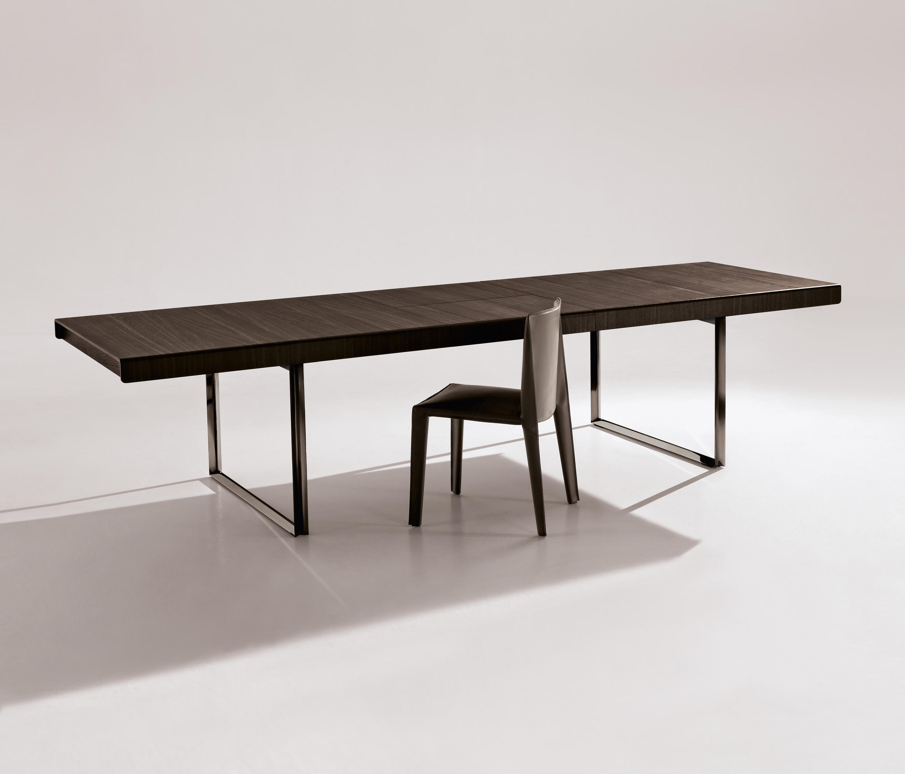 Athos 12 dining tables from b b italia architonic - B b italia athos dining table ...
