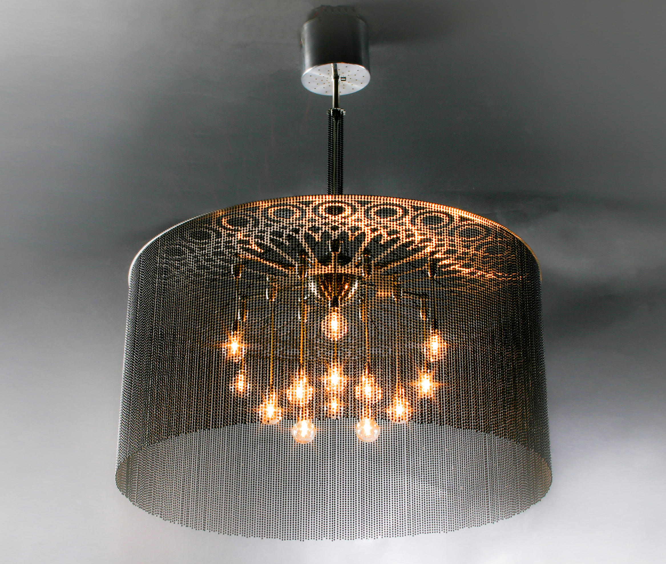NGOMA DRUM 700 SUSPENDED Lighting Objects From Willowlamp Architonic