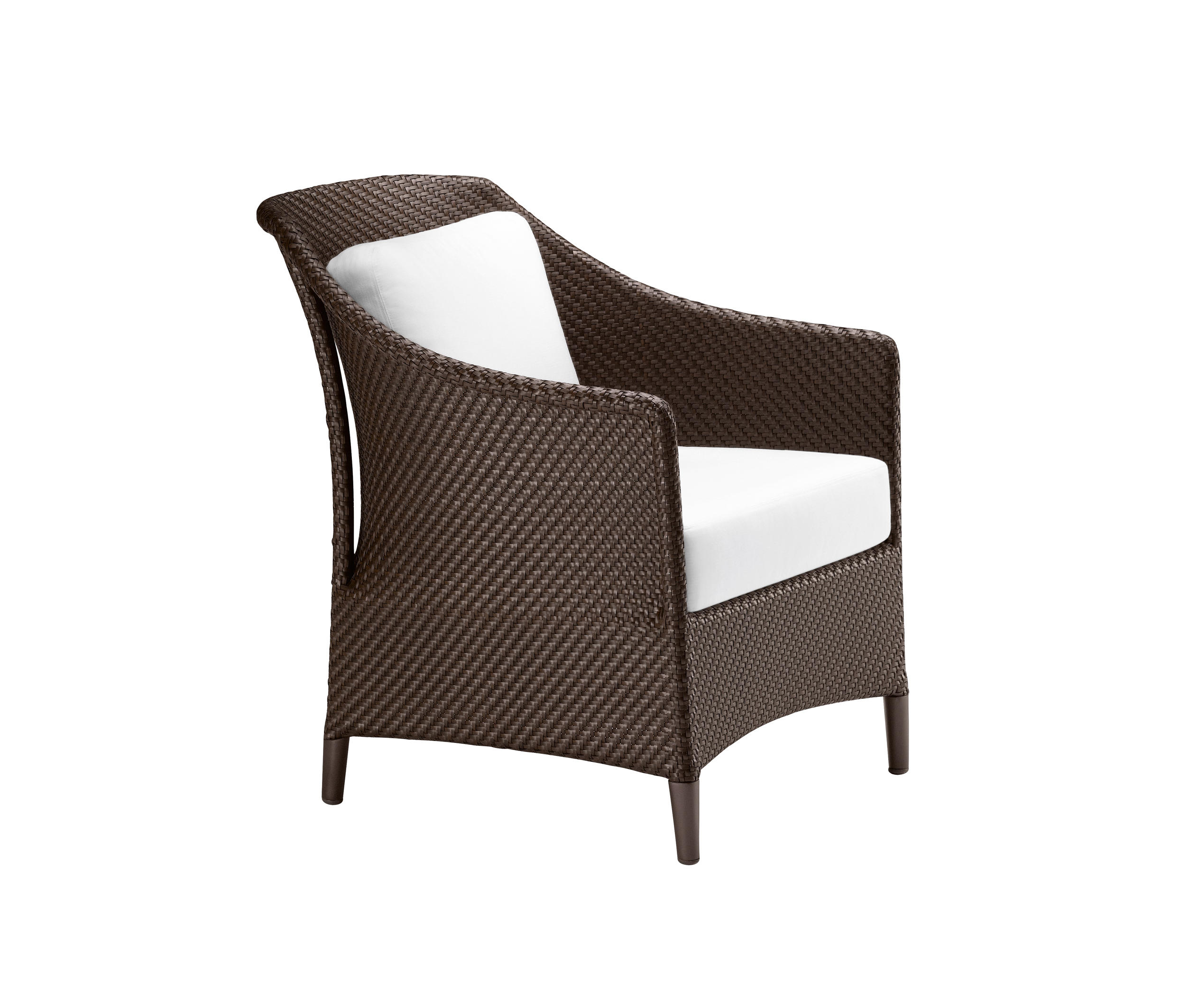 summerland lounge chair garden armchairs from dedon architonic
