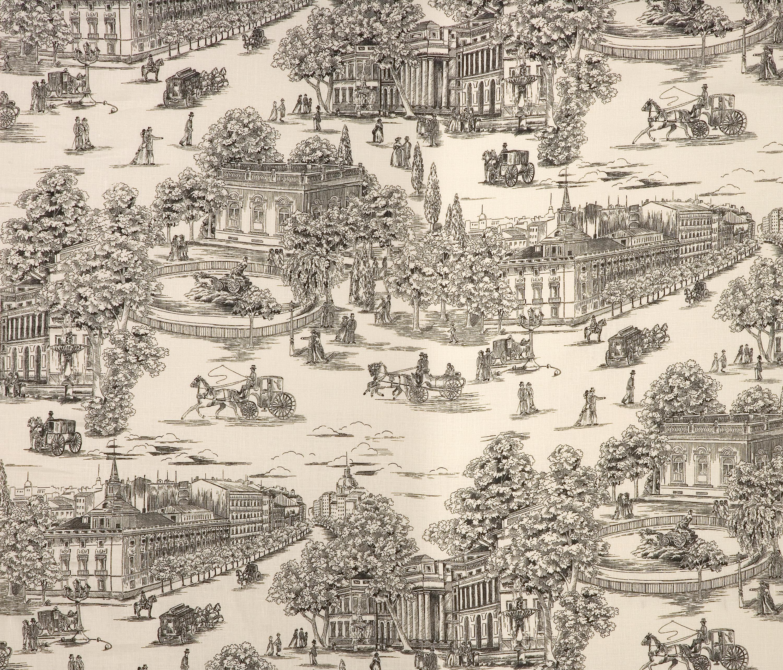 Madrid antracita drapery fabrics from gast n y daniela - Gaston y daniela madrid ...