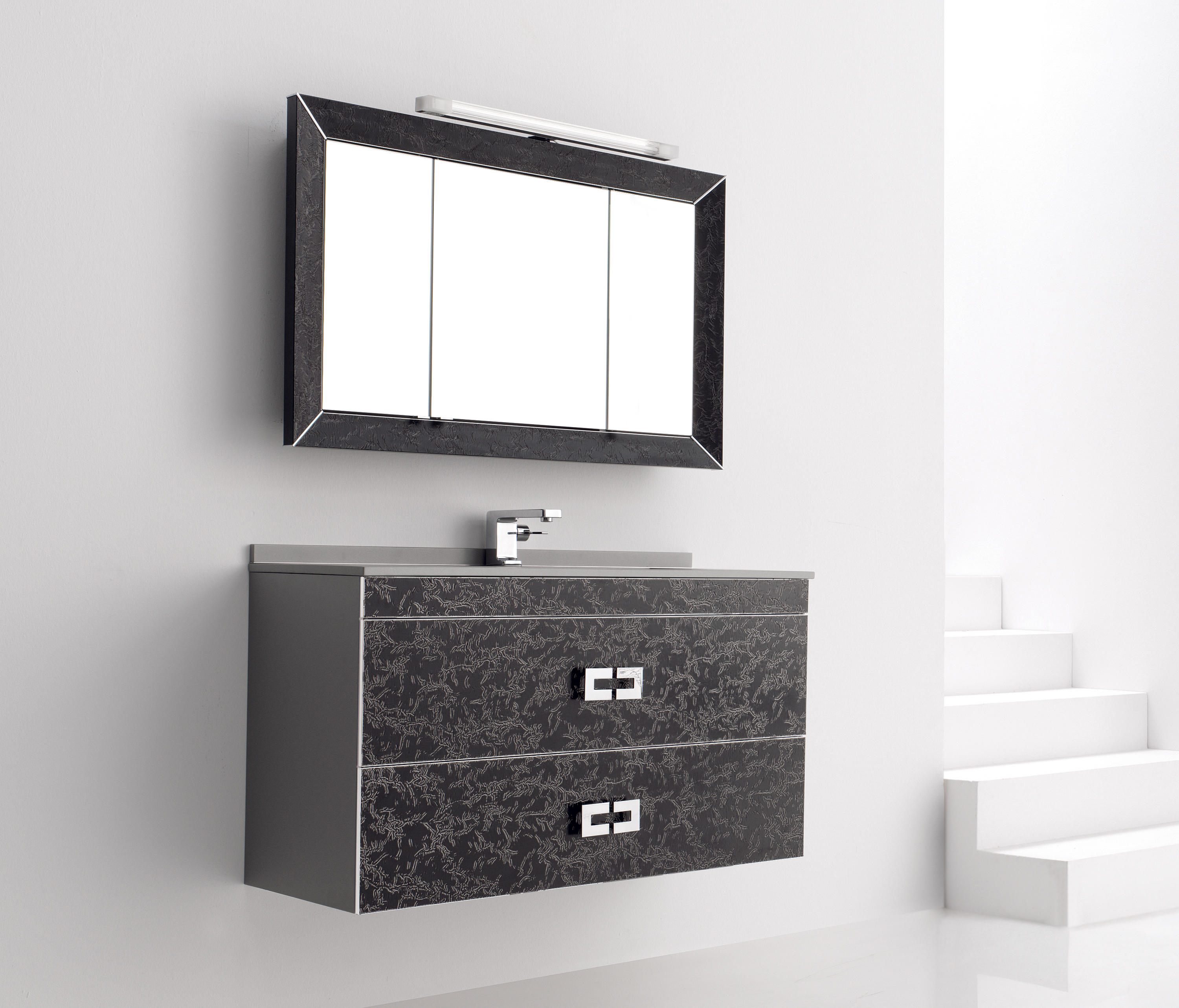 Black Vanity Units For Bathroom. Fussion Clouds Black  Vanity units FIORA BATHROOM FURNITURE Research and select products online
