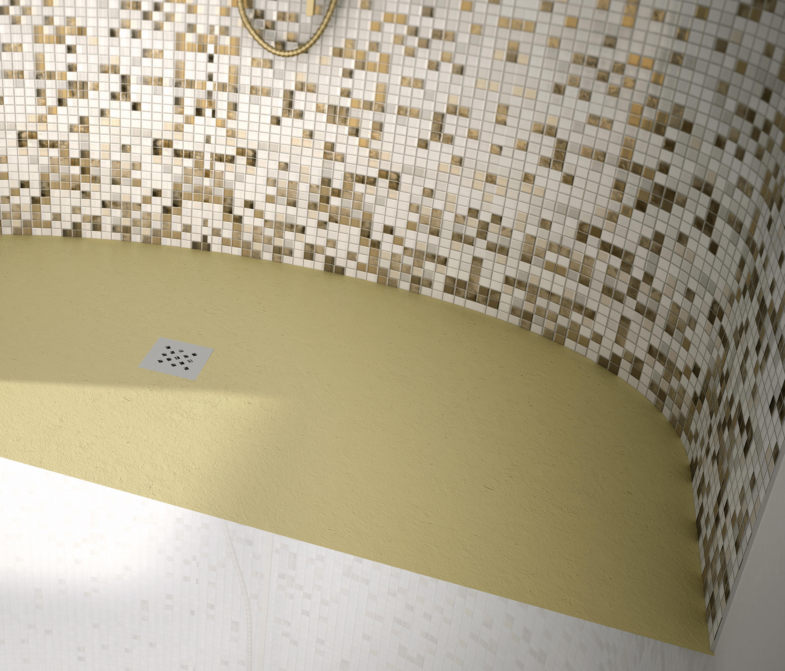 Elax Shower Trays From Fiora Architonic