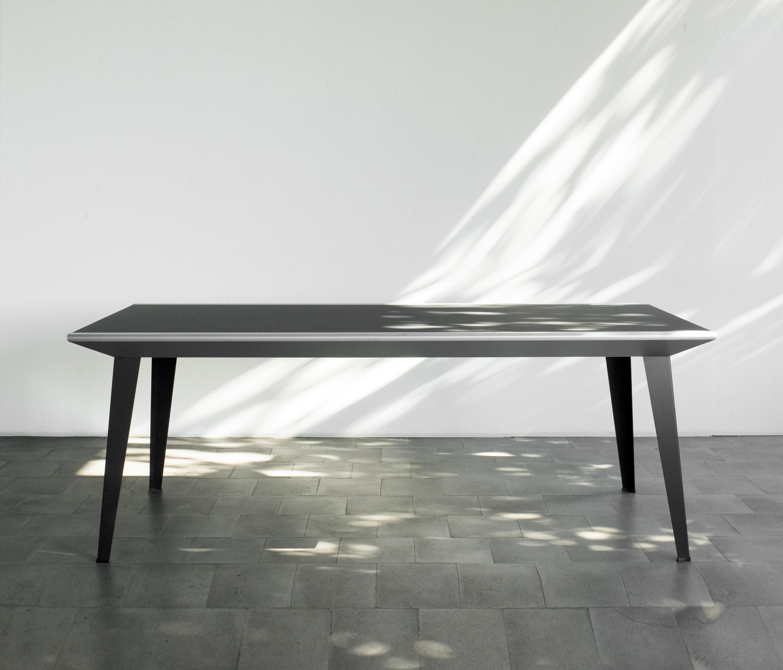 tisch flex esstische von lehni architonic. Black Bedroom Furniture Sets. Home Design Ideas