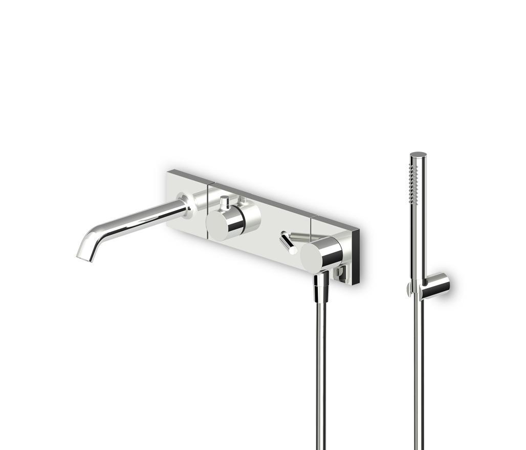 Pan zp8044 rubinetteria per vasche da bagno zucchetti - Rubinetteria bagno zucchetti ...