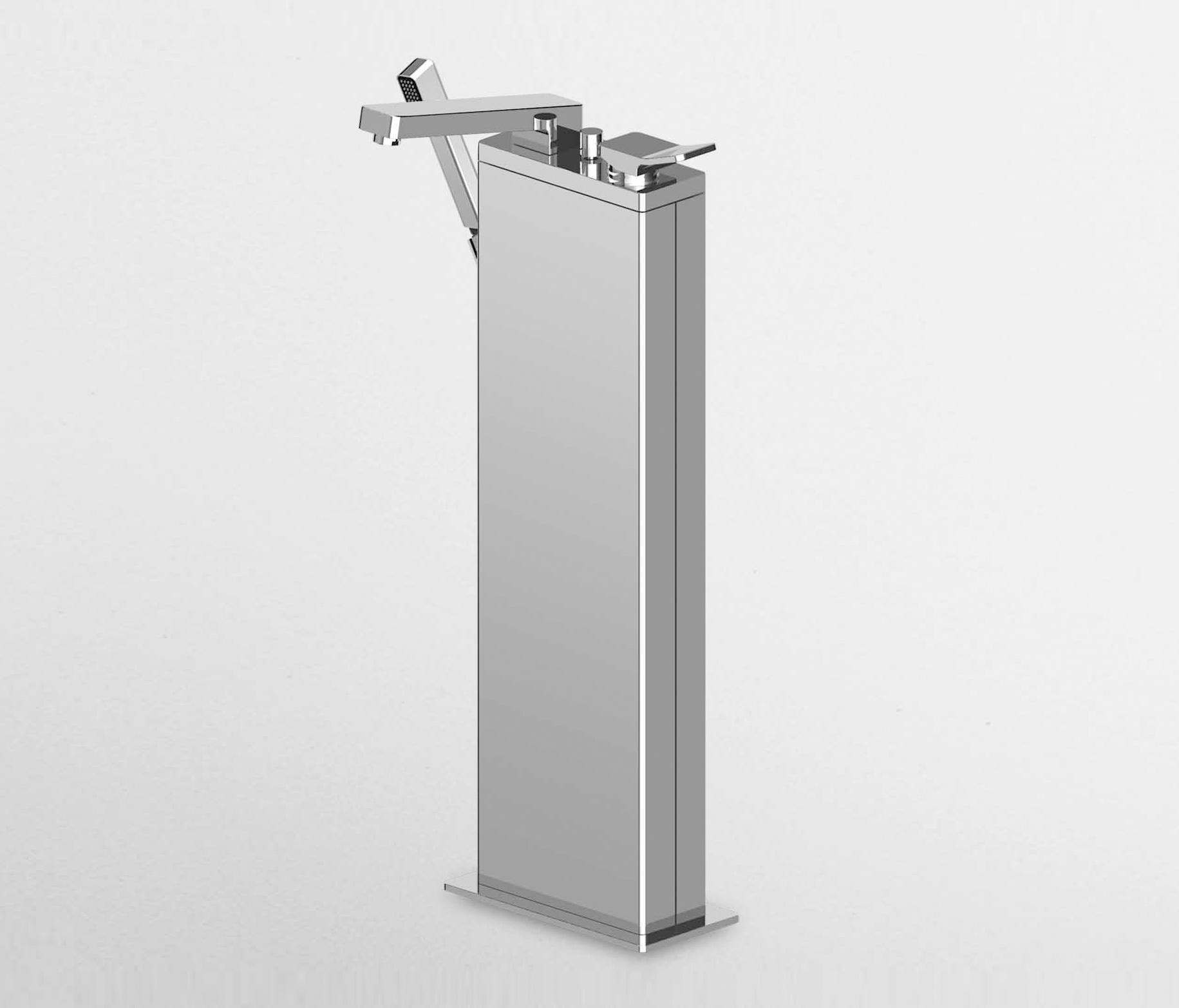 Soft zp7060 rubinetteria per vasche da bagno zucchetti - Rubinetteria bagno zucchetti ...