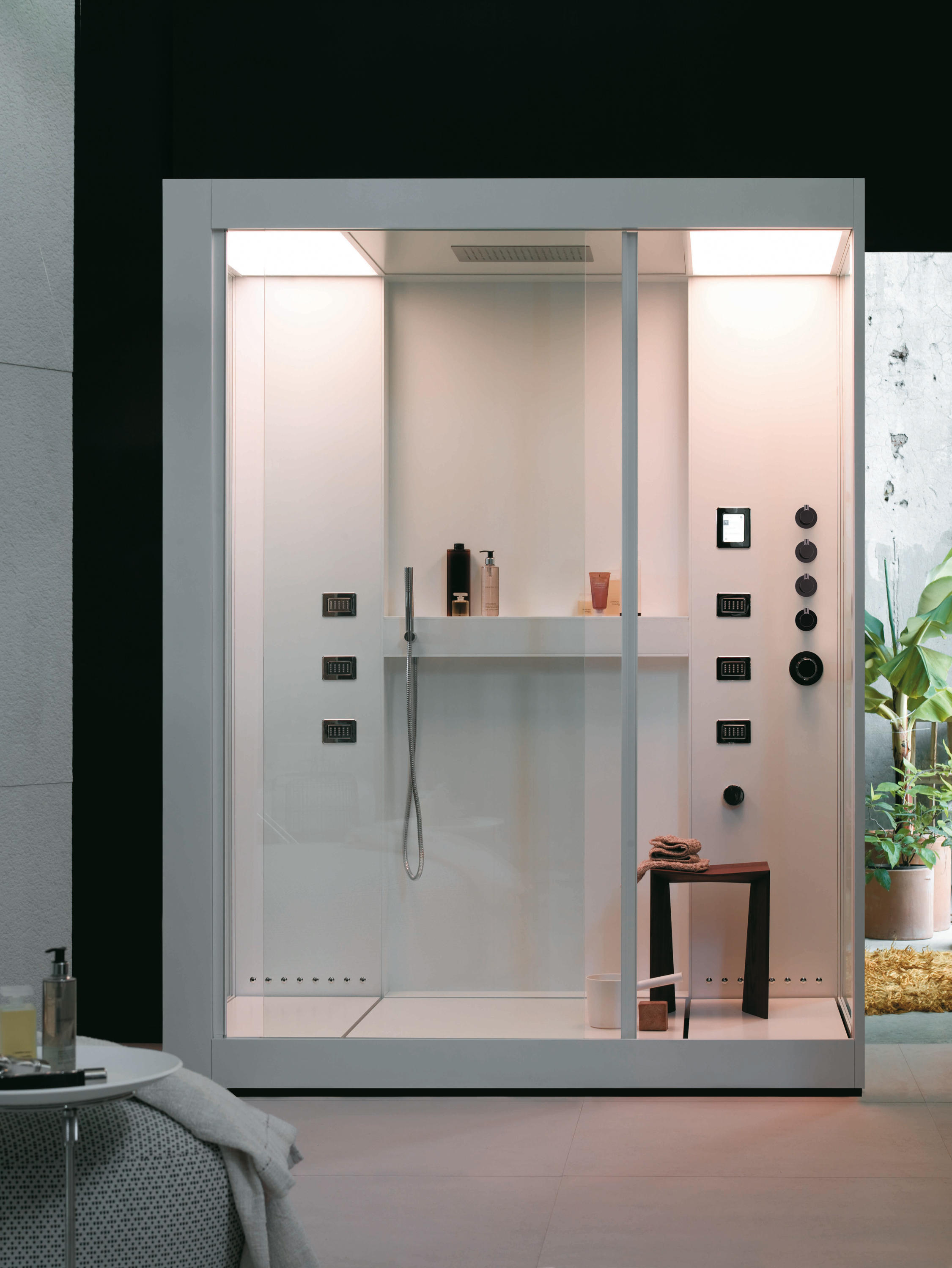 Kos Design avec toi shower cabins stalls from kos architonic
