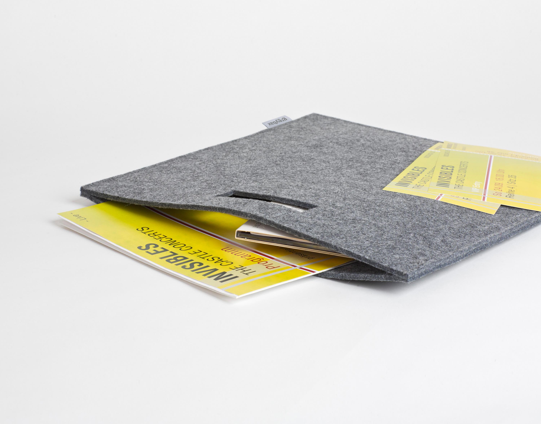 SIT ON FILZ-TRAGETASCHE / SITZKISSEN - Taschen von greybax   Architonic