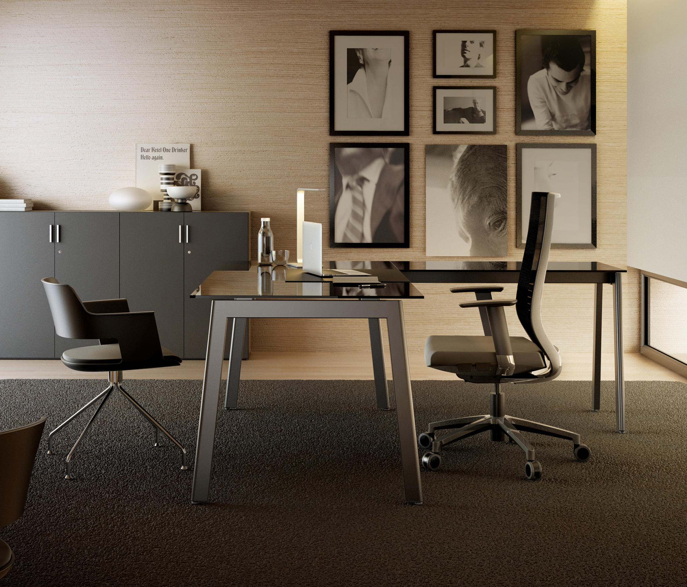 M10 Executive Desks From Forma 5 Architonic
