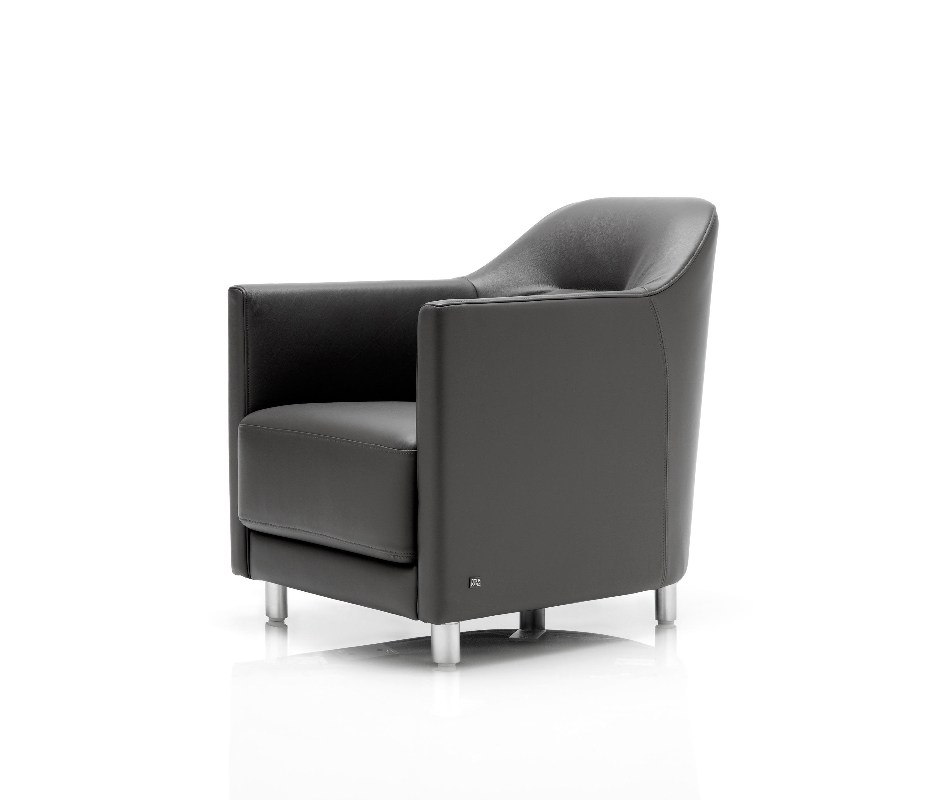 rolf benz onda lounge chairs from rolf benz architonic. Black Bedroom Furniture Sets. Home Design Ideas