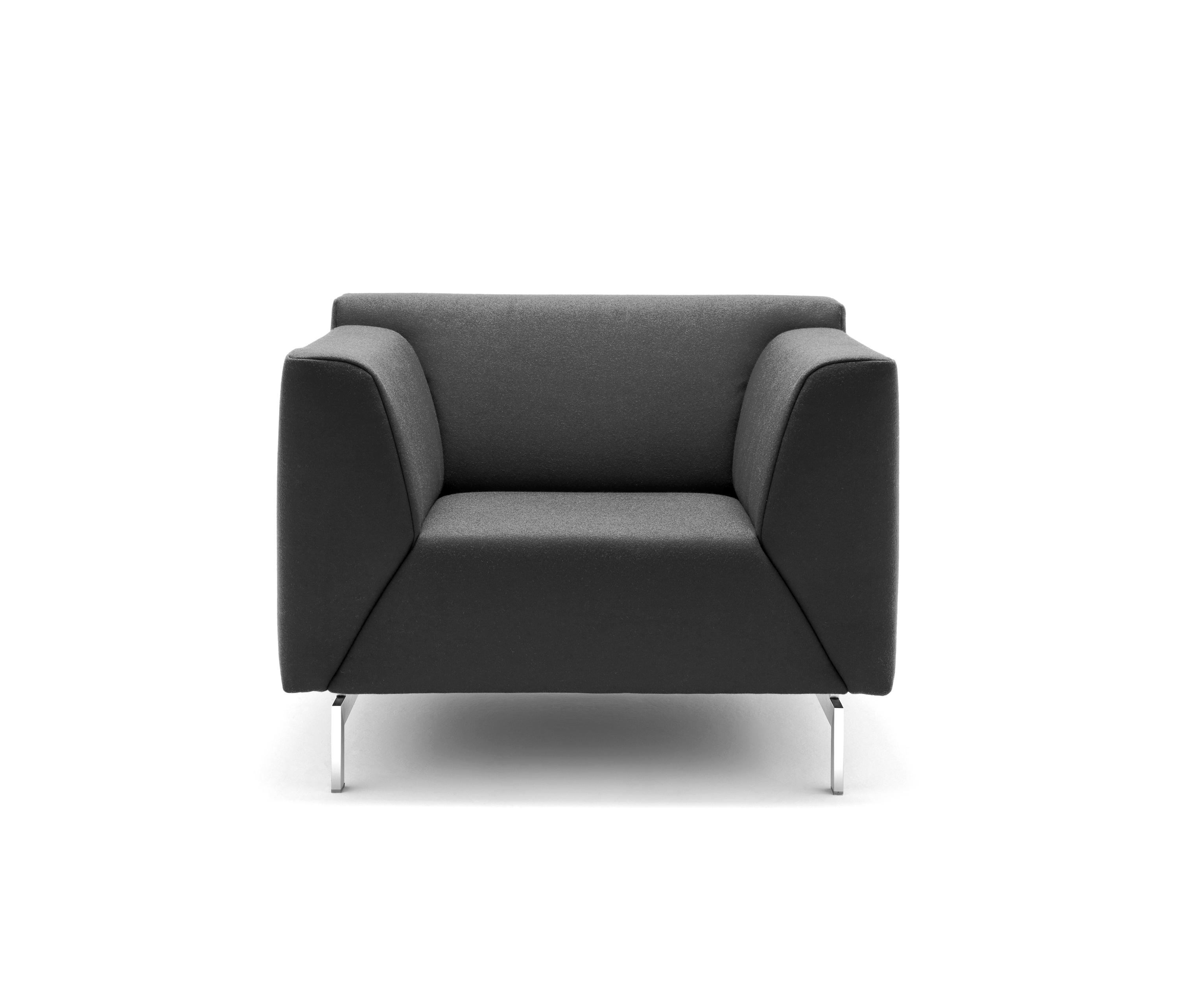 rolf benz linea lounge chairs from rolf benz architonic. Black Bedroom Furniture Sets. Home Design Ideas