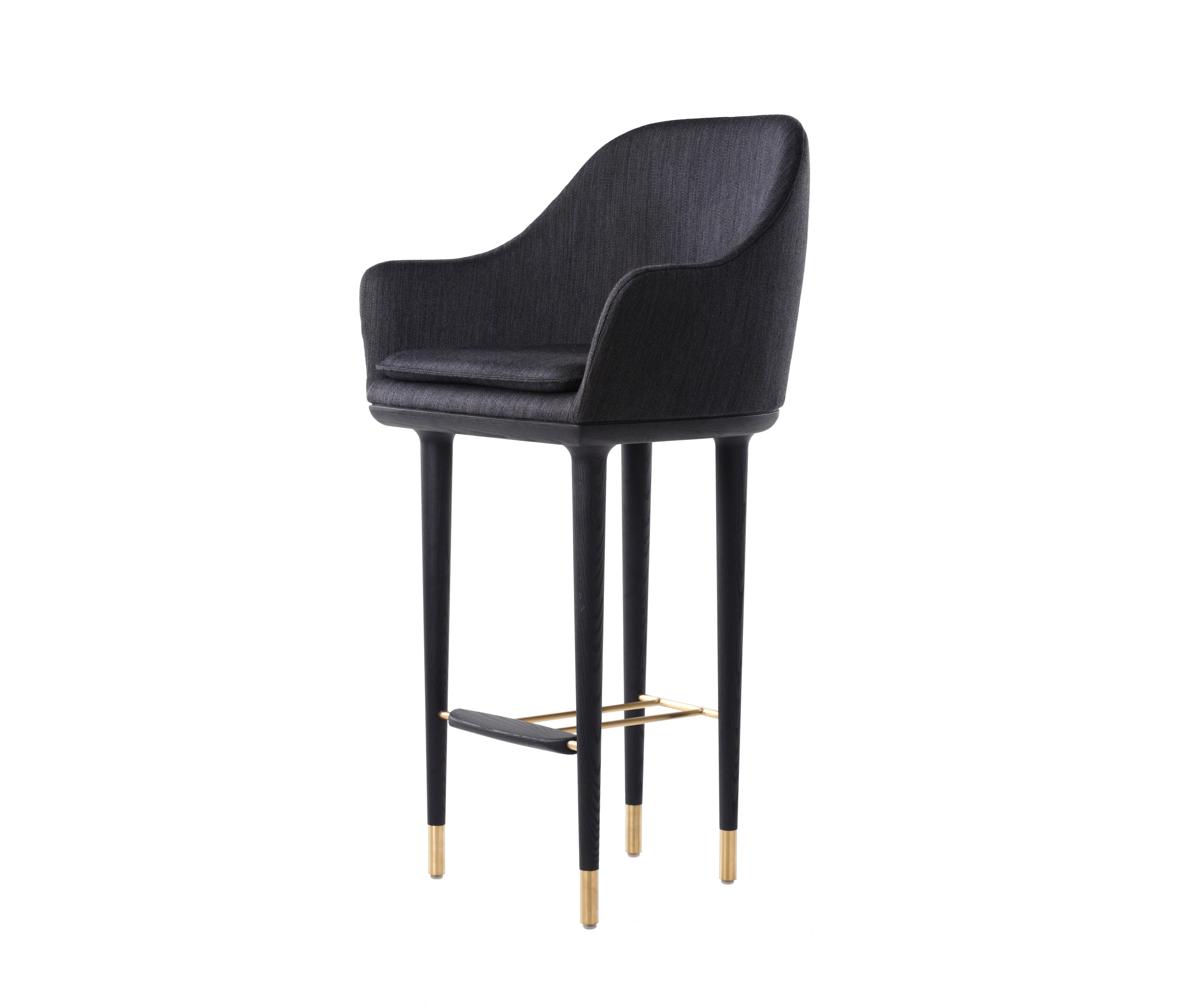 Lunar Bar Chair Bar Stools From Stellar Works Architonic