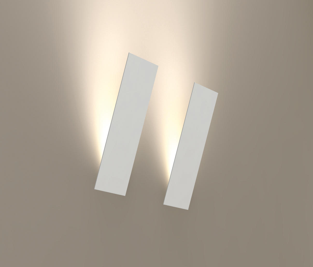 A Four Wall Lights From Steng Licht
