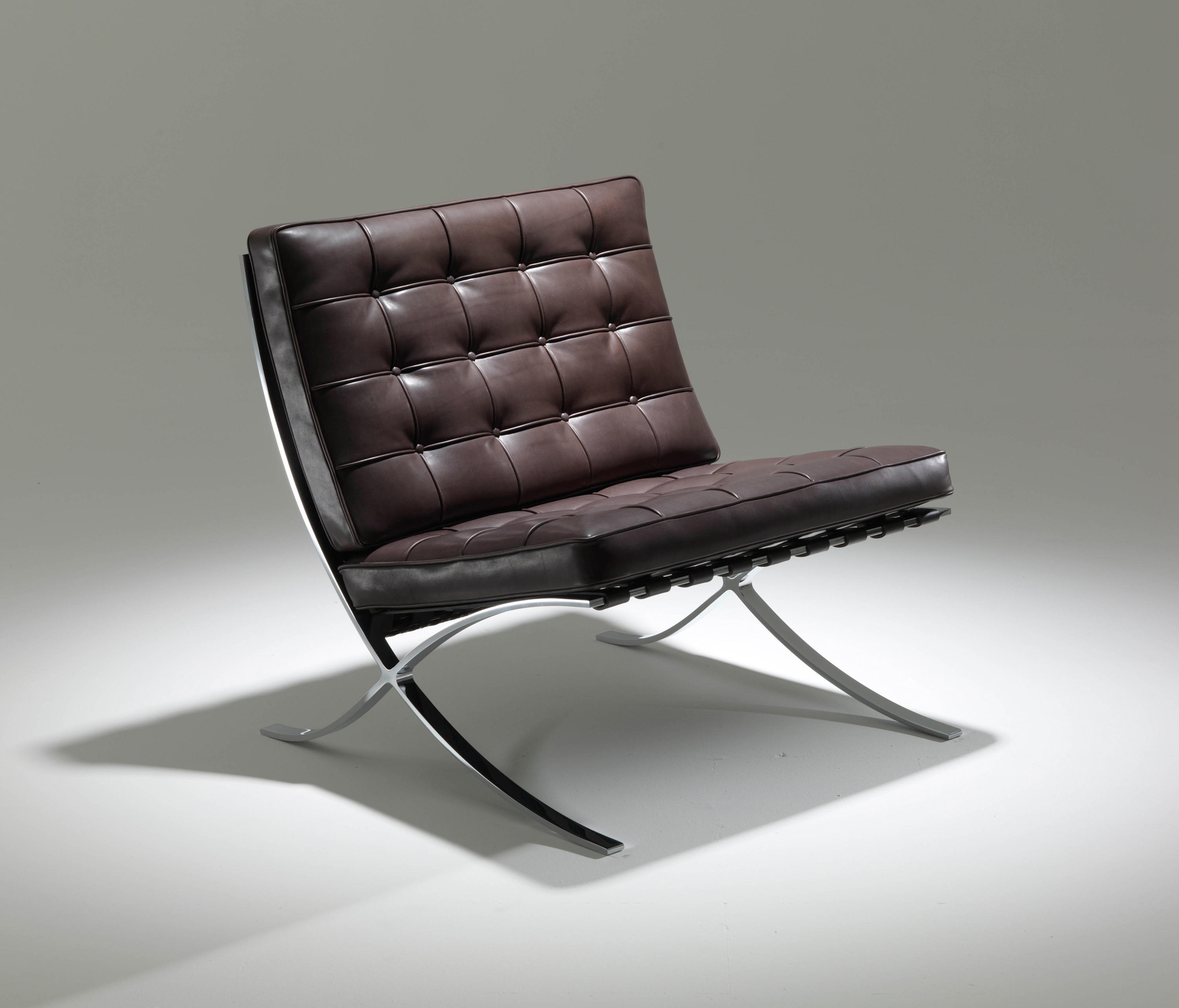 ... Barcelona Chair By Knoll International | Armchairs ...
