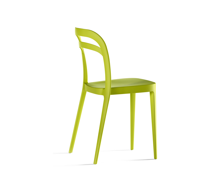 Julie stuhl restaurantst hle von alma design architonic for Stuhl design italien