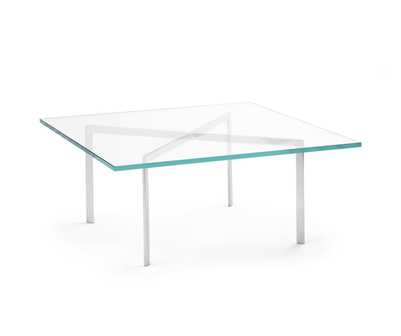 barcelona tisch couchtische von knoll international architonic. Black Bedroom Furniture Sets. Home Design Ideas