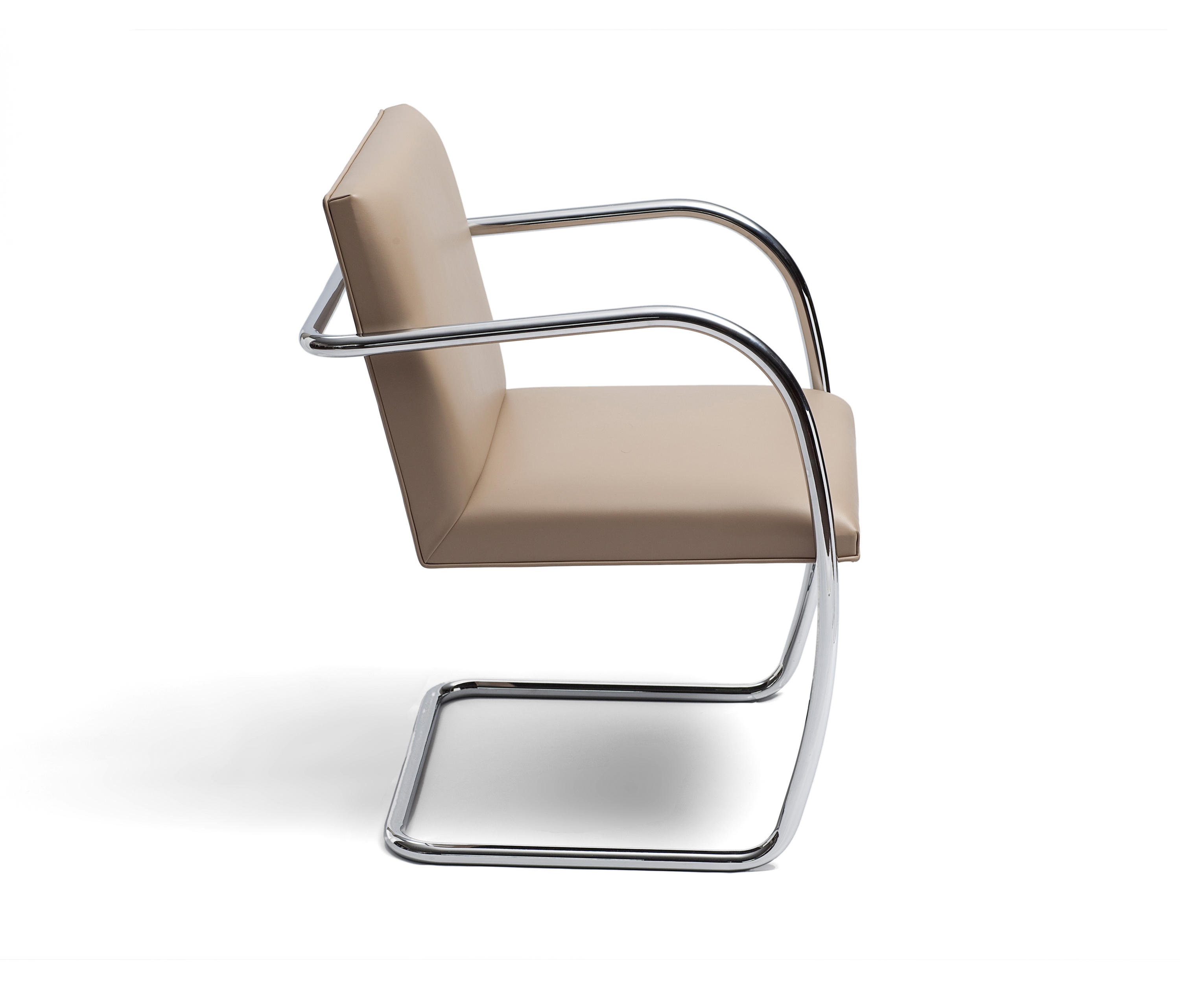 BRNO TUBULAR SIDE CHAIR Visitors chairs Side chairs from Knoll