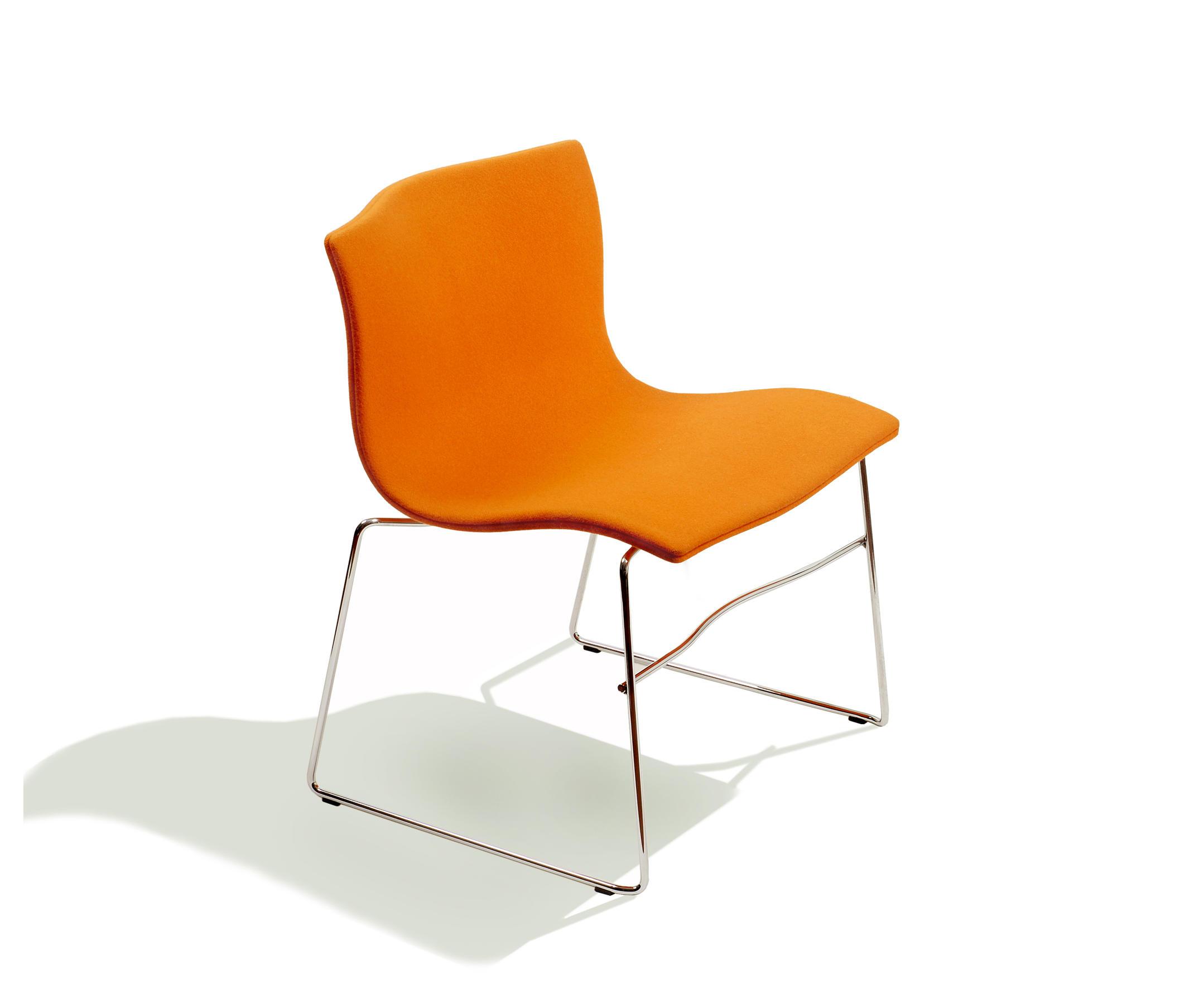 HANDKERCHIEF STUHL - Besucherstühle von Knoll International | Architonic