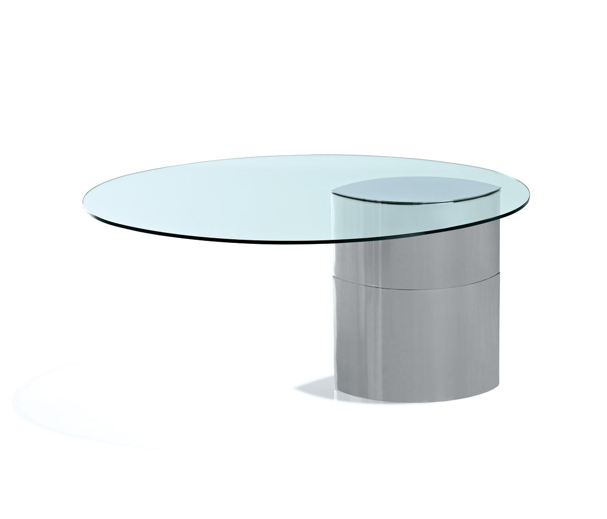 lunario table dining tables from knoll international. Black Bedroom Furniture Sets. Home Design Ideas