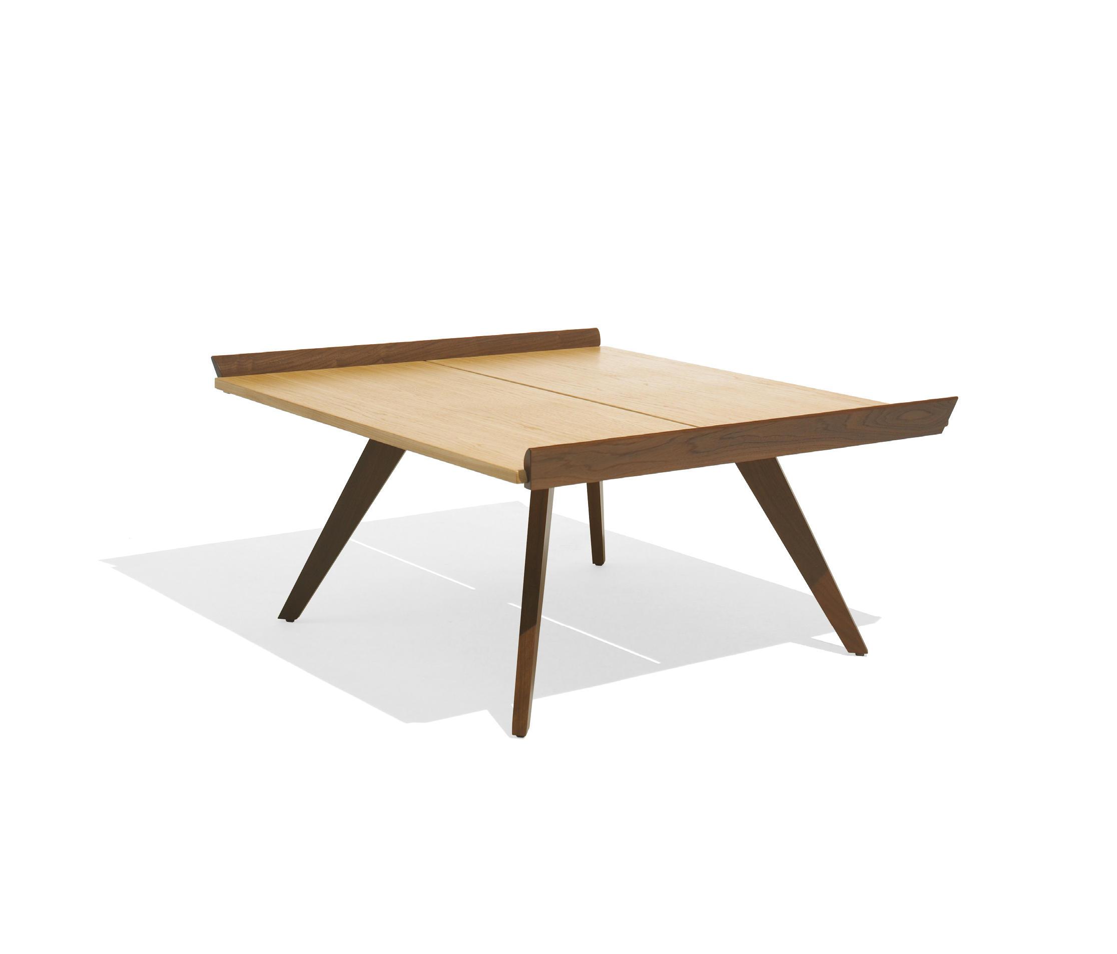 nakashima splay leg table basse plateau tables basses de knoll international architonic. Black Bedroom Furniture Sets. Home Design Ideas
