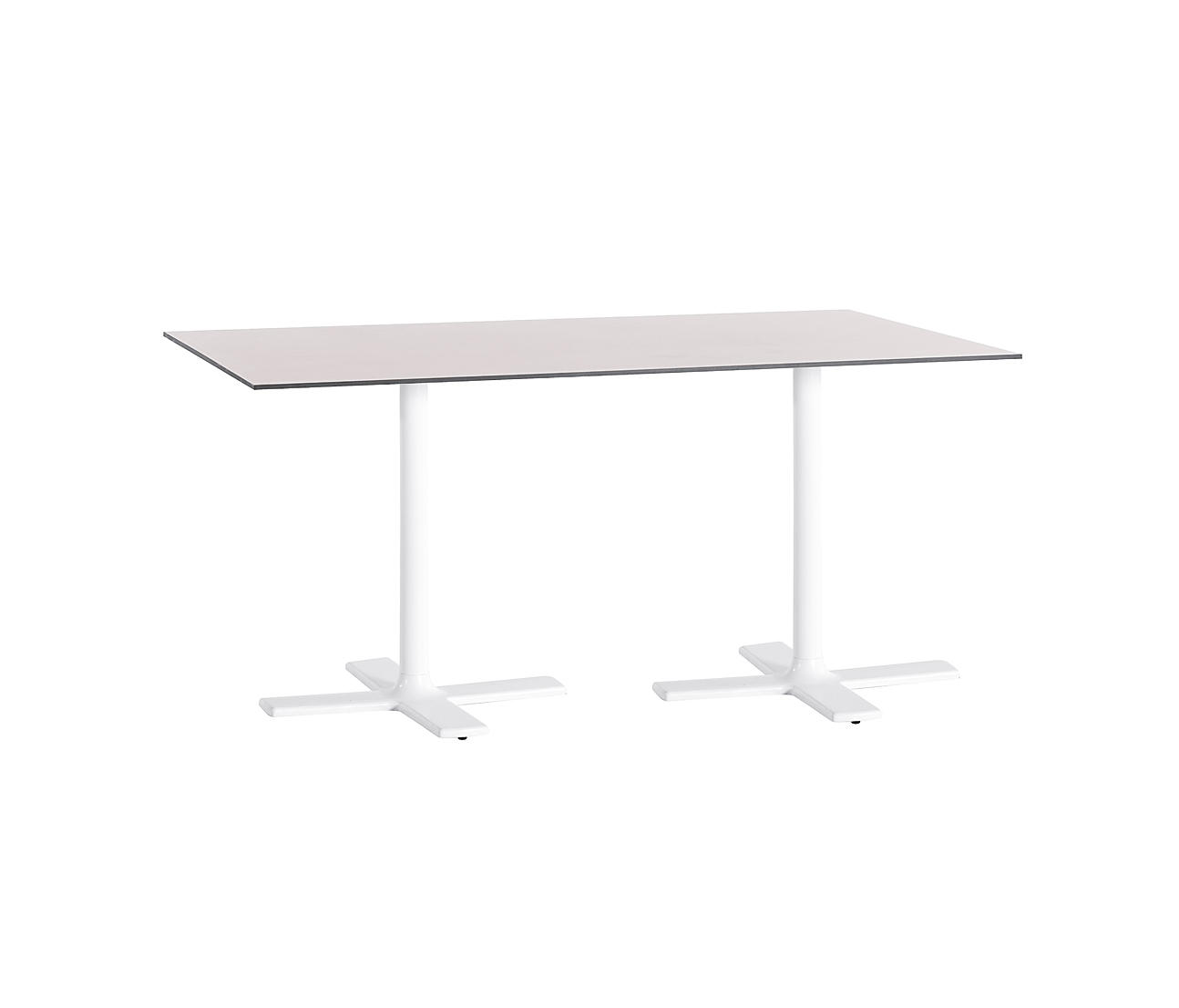 Colors dining table tavoli pranzo point architonic for Produttori tavoli