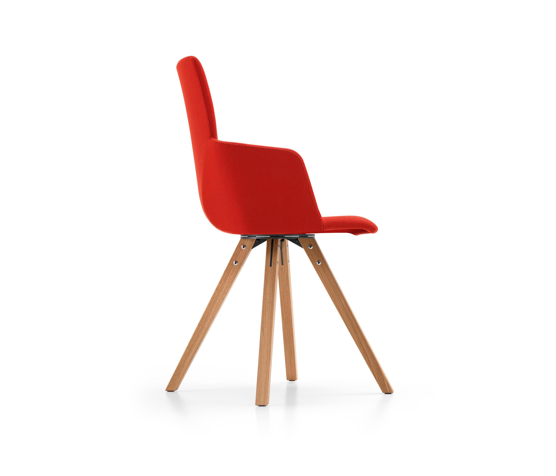 YARA WL - Restaurant chairs from Girsberger | Architonic