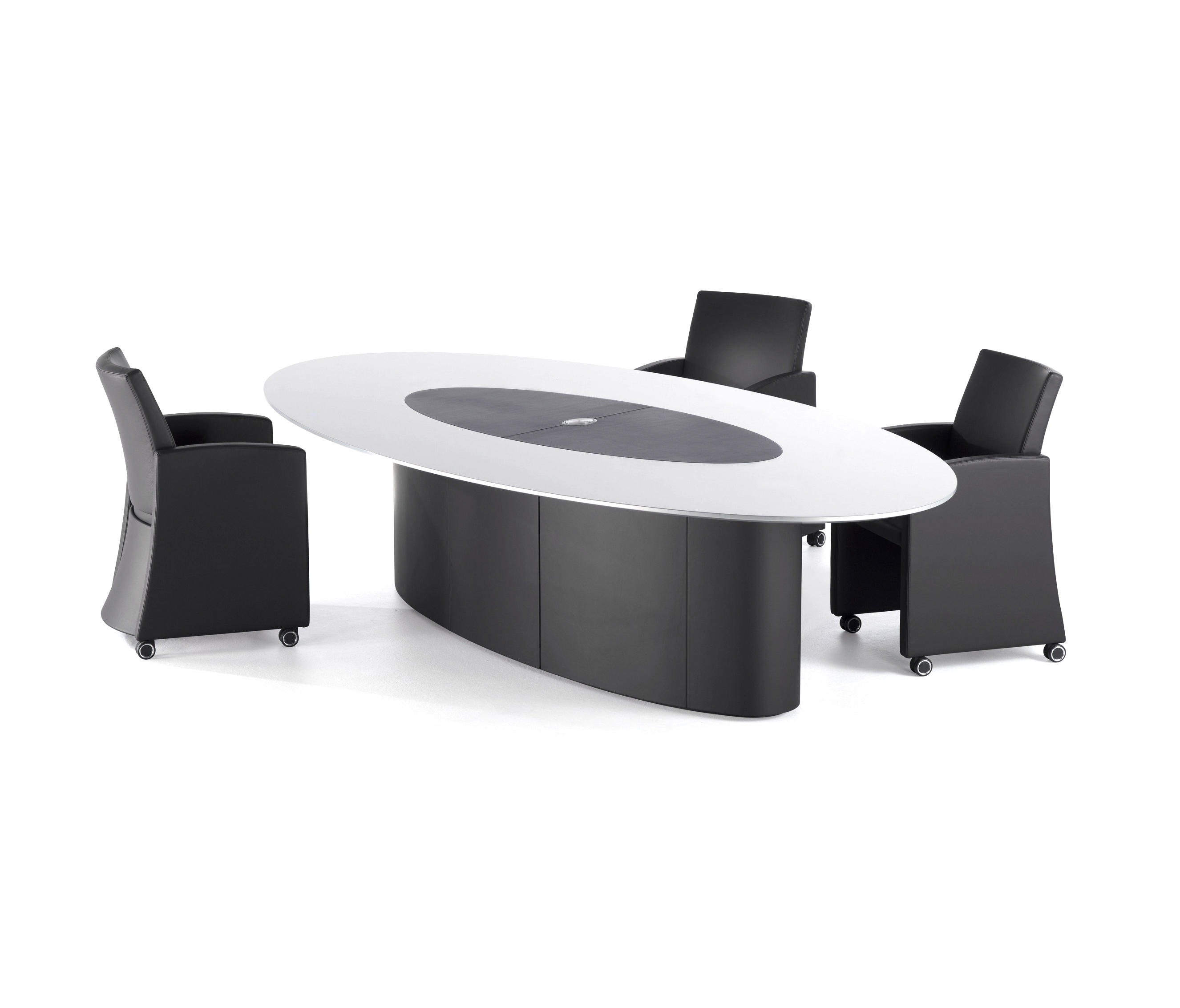 SITAG CUSTOMIZED OVAL CONFERENCE TABLE SPECIAL Contract Tables - White oval conference table