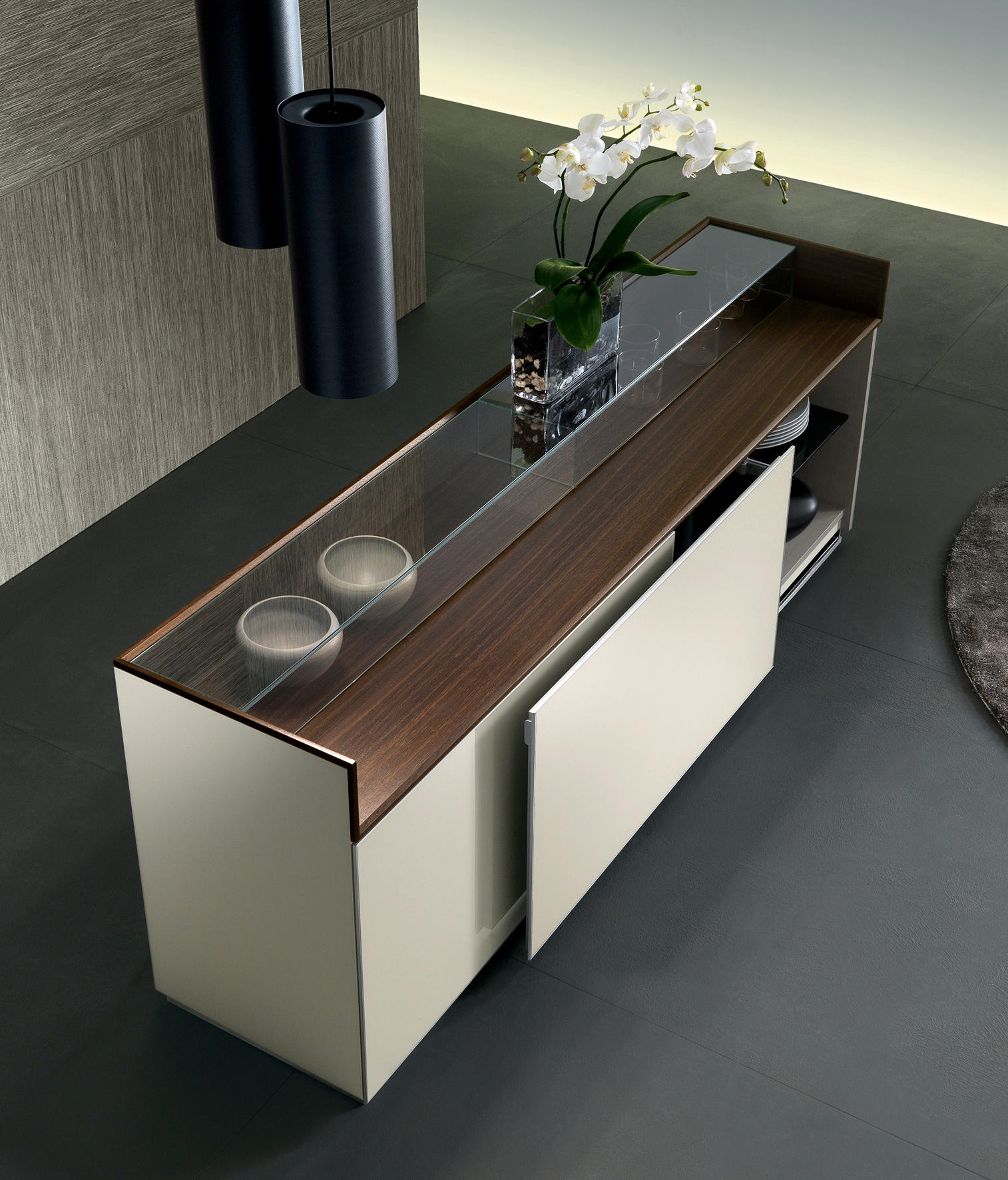 Charlotte Sideboards From Rimadesio Architonic